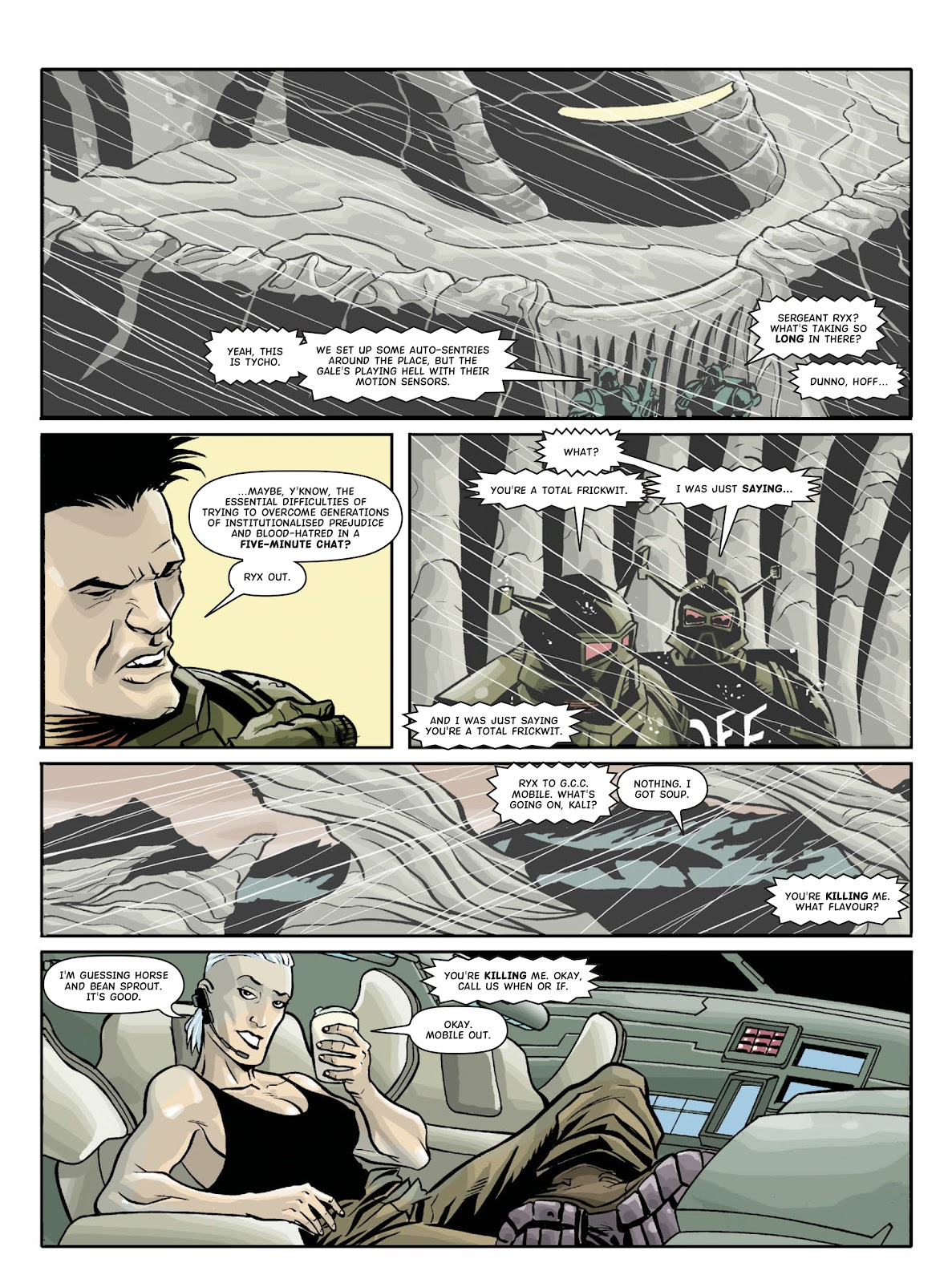 Judge Dredd Megazine (Vol. 5) Issue #381 #180 - English 79