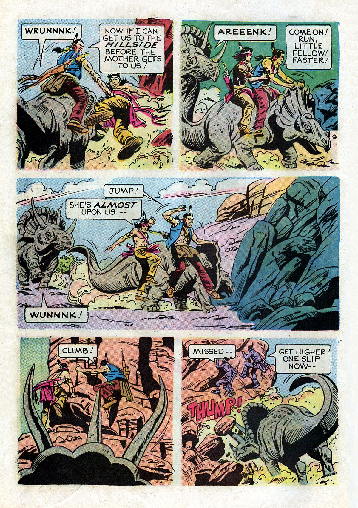 Read online Turok, Son of Stone comic -  Issue #93 - 26