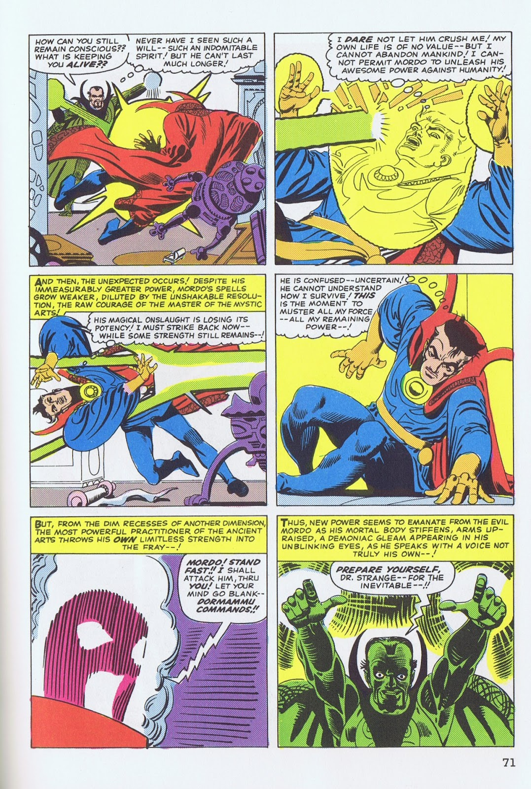 Doctor Strange: Master of the Mystic Arts issue TPB - Page 67