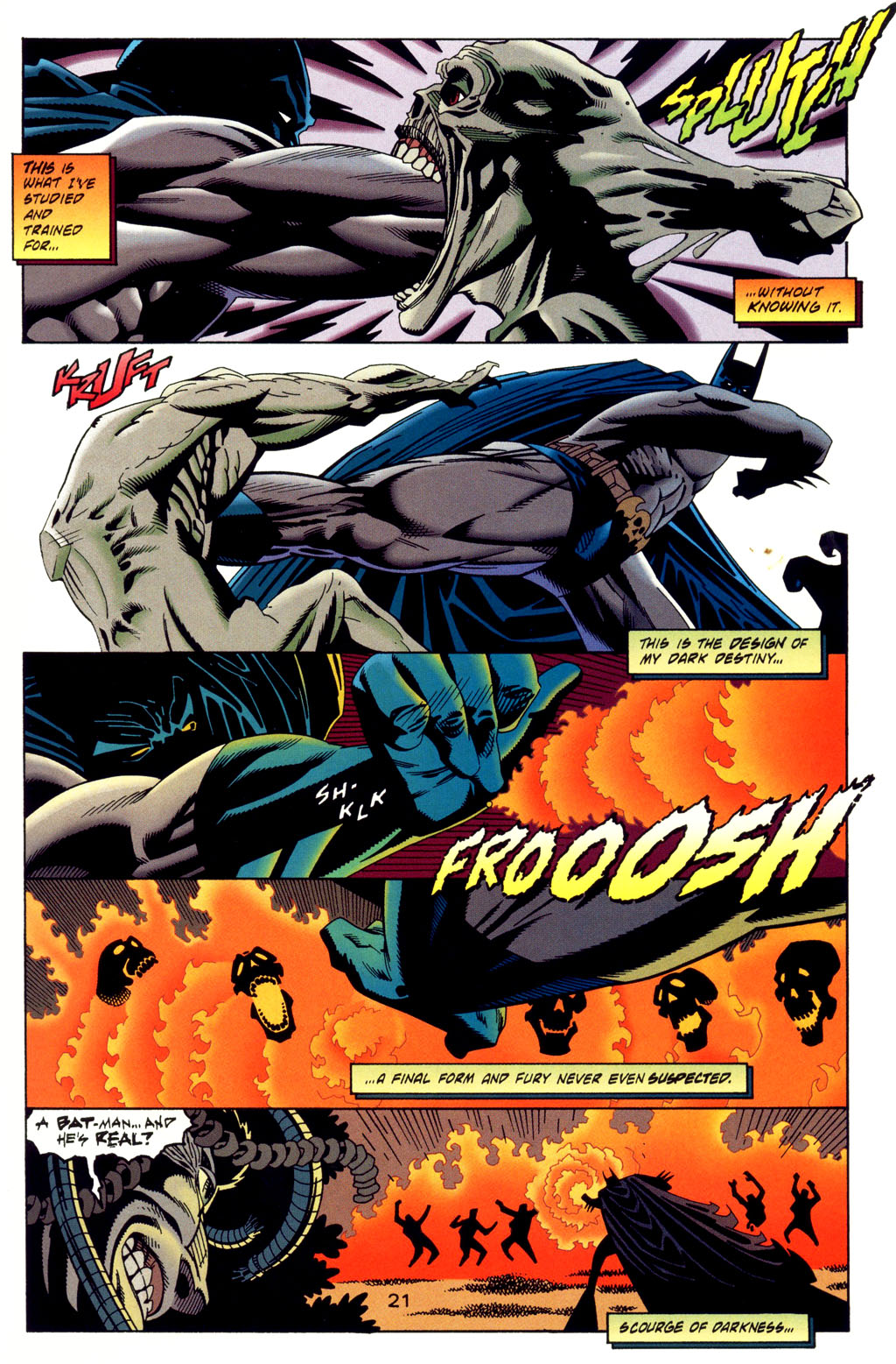 Read online Batman: Haunted Gotham comic -  Issue #2 - 23
