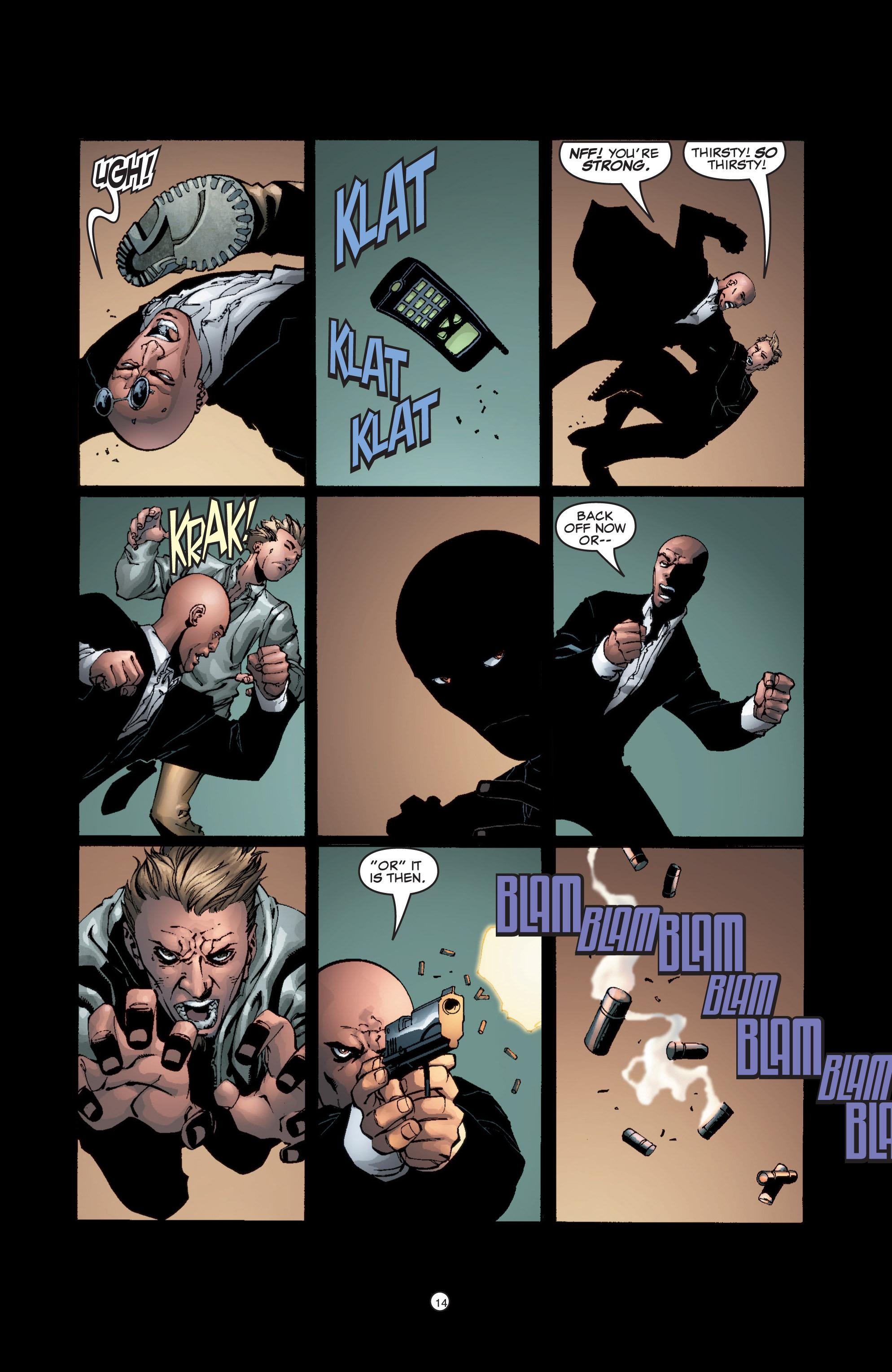 Read online Shadowman (1999) comic -  Issue #5 - 16