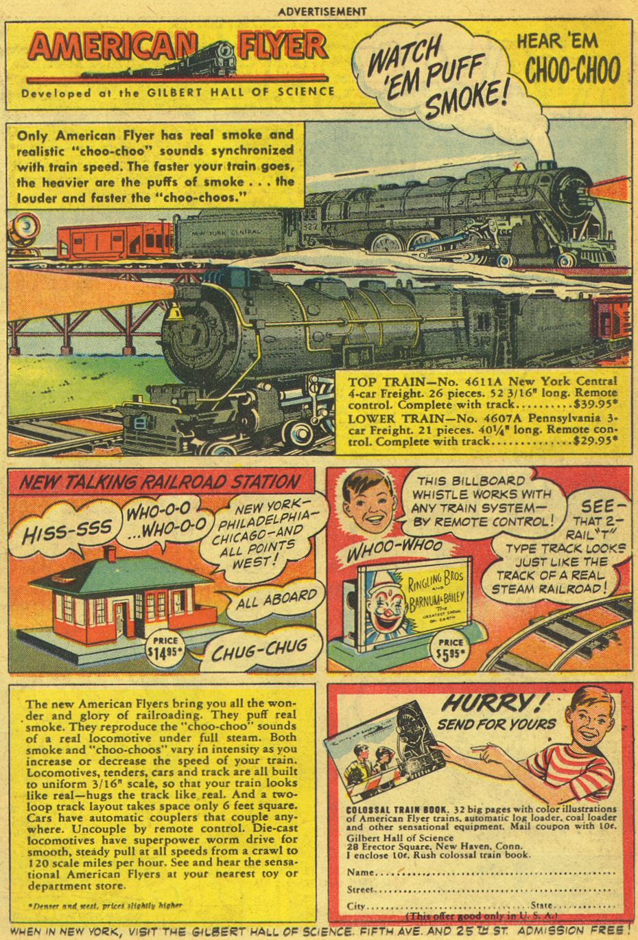 Read online Adventure Comics (1938) comic -  Issue #134 - 21