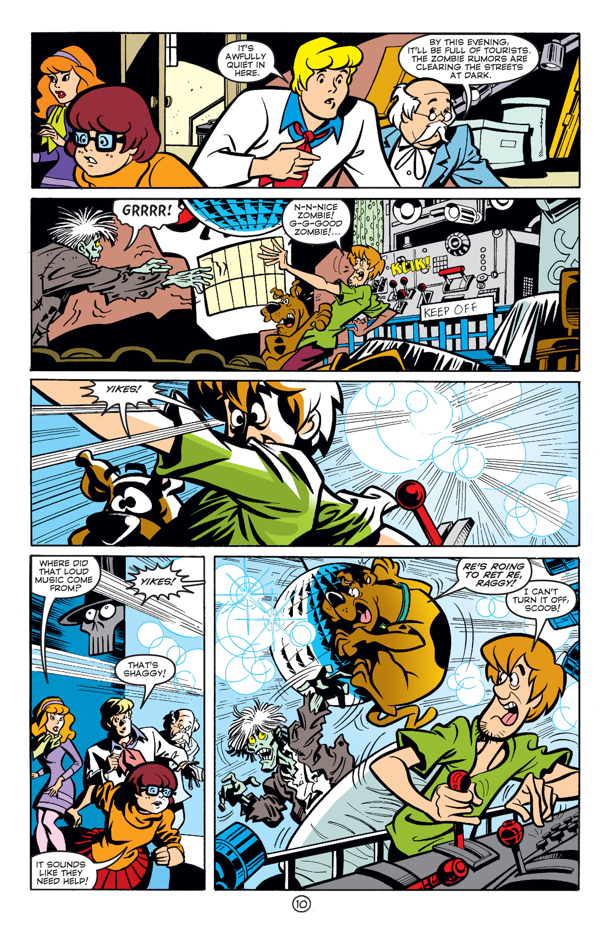 Read online Scooby-Doo (1997) comic -  Issue #54 - 11