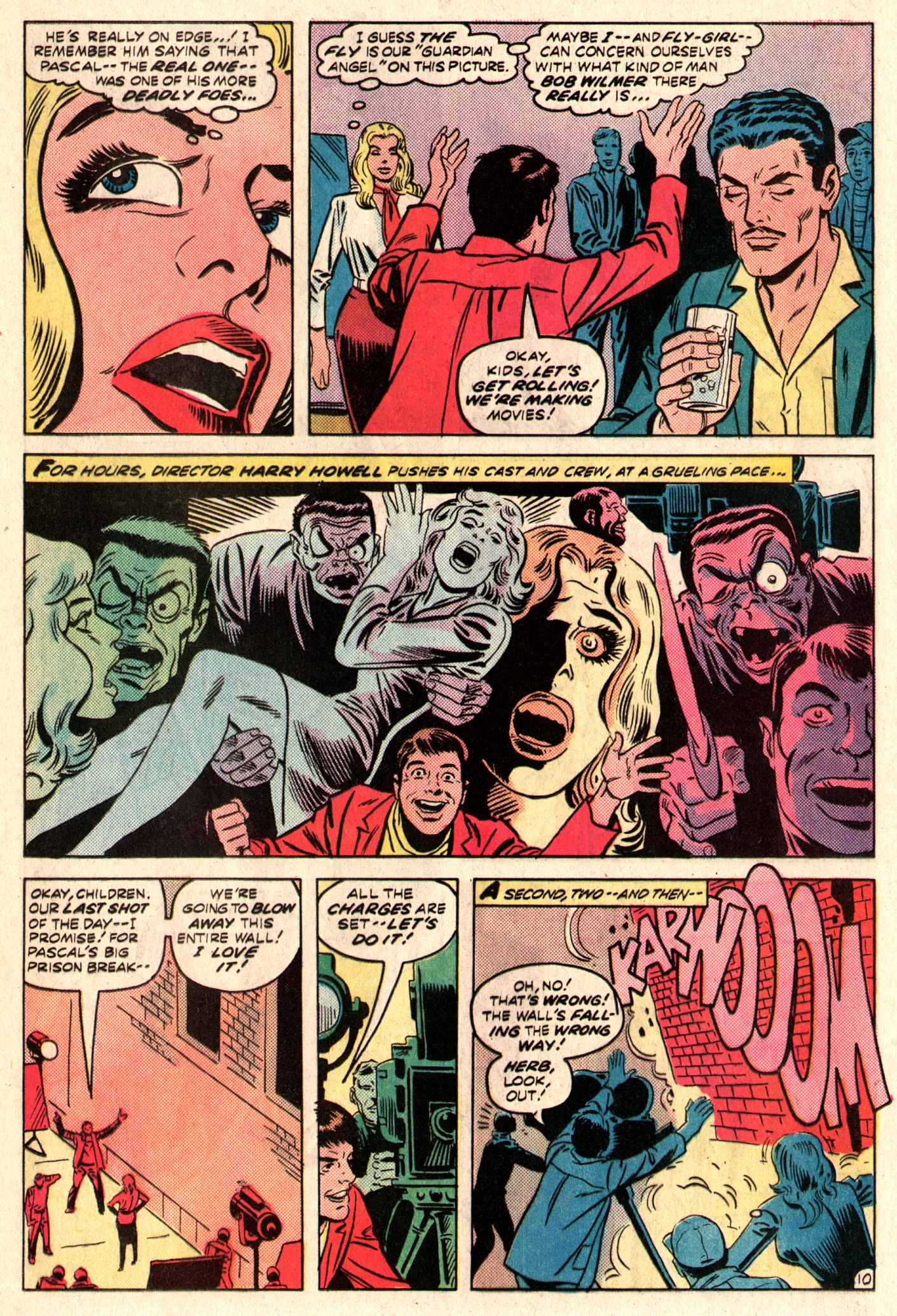 Read online The Fly (1983) comic -  Issue #3 - 11