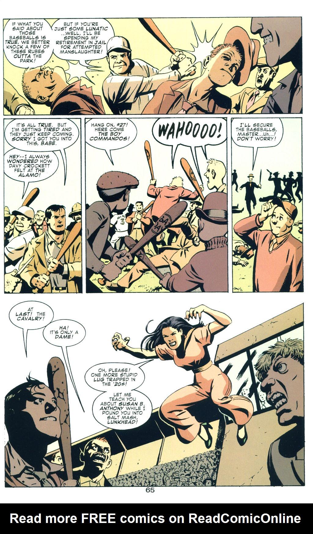 Read online Batman: Detective #27 comic -  Issue #27 TPB - 71