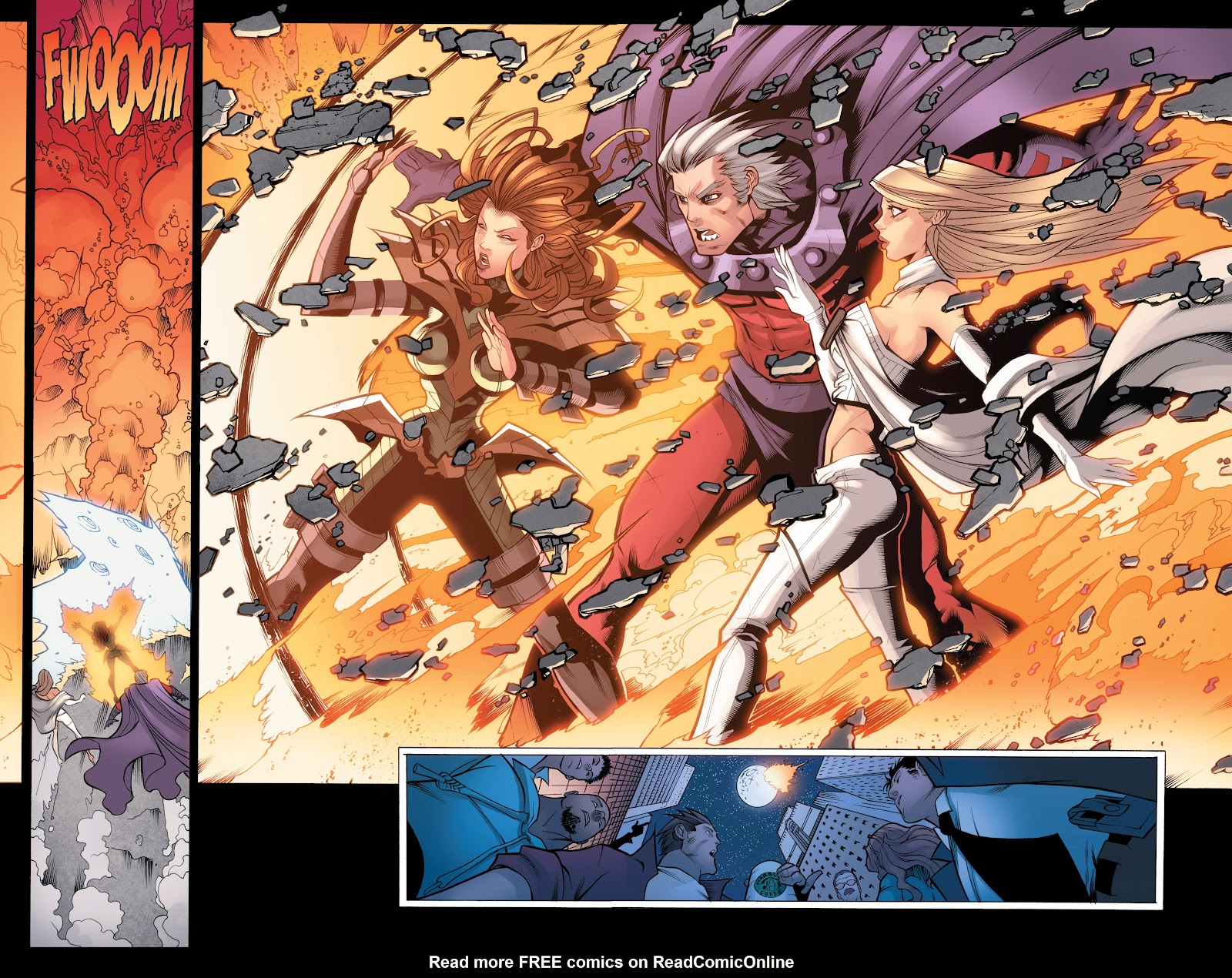 Read online What If? AvX comic -  Issue #3 - 10
