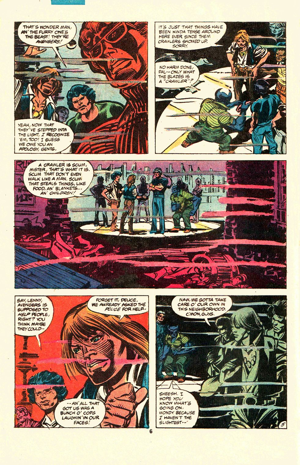 The Avengers (1963) 203 Page 5