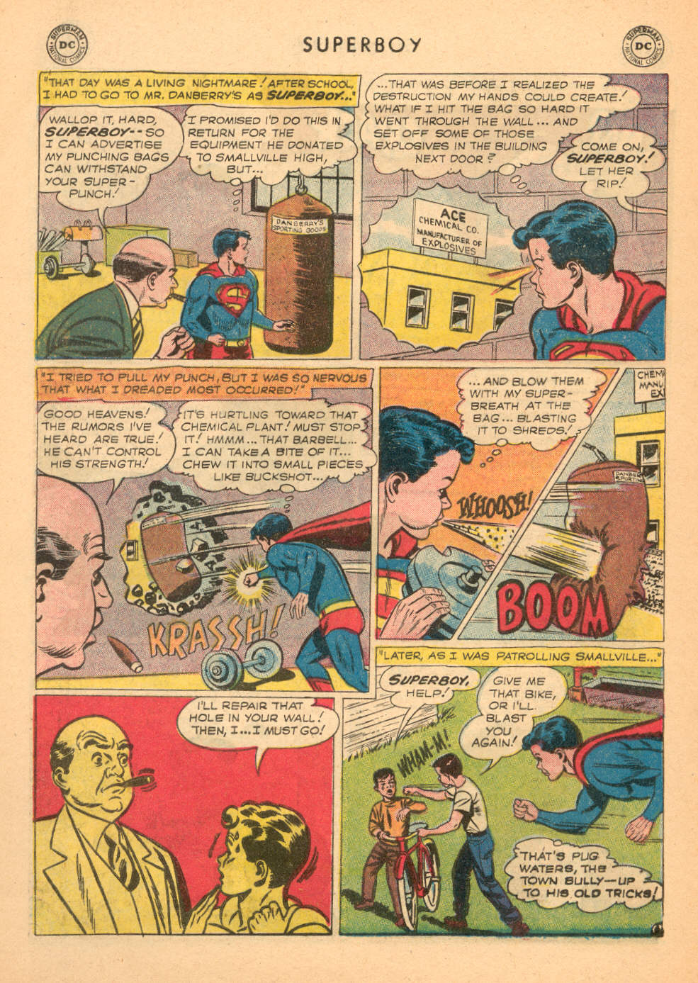 Superboy (1949) issue 72 - Page 17