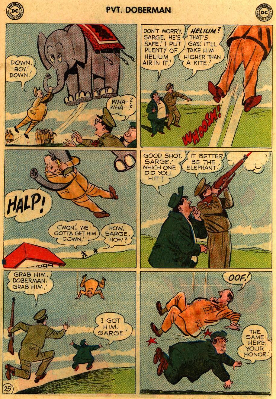 Sgt. Bilko's Pvt. Doberman issue 9 - Page 31