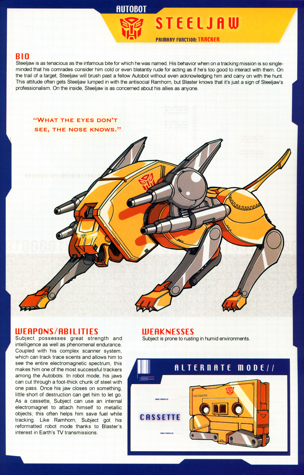 Read online Transformers: More than Meets the Eye comic -  Issue #6 - 45