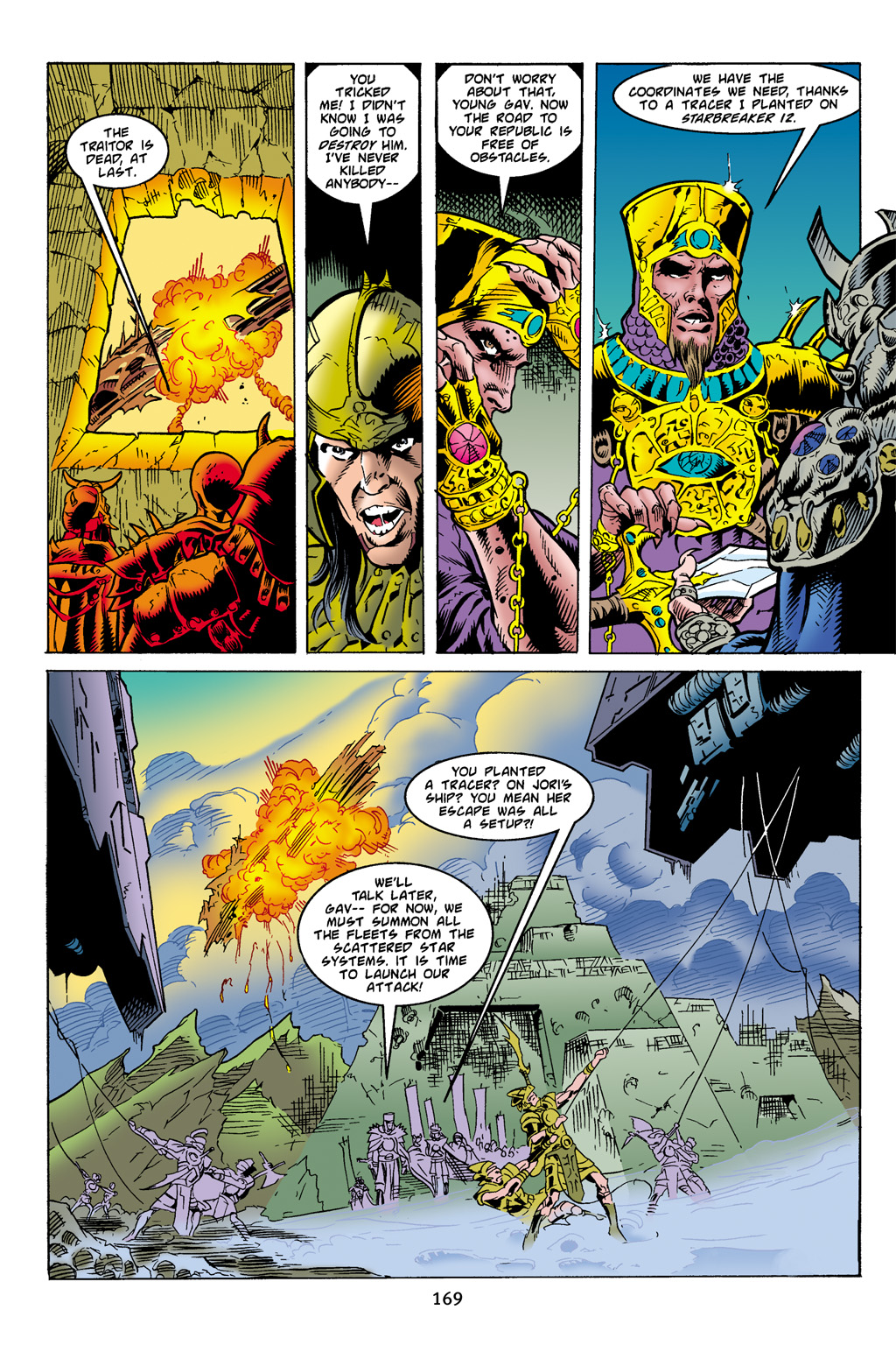 Read online Star Wars Omnibus comic -  Issue # Vol. 4 - 164