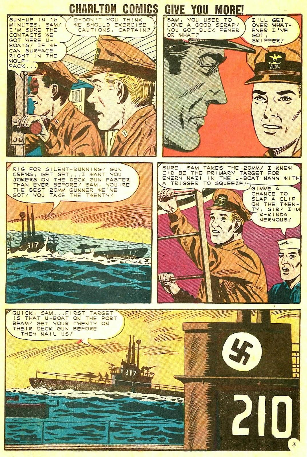 Read online Fightin' Navy comic -  Issue #115 - 11