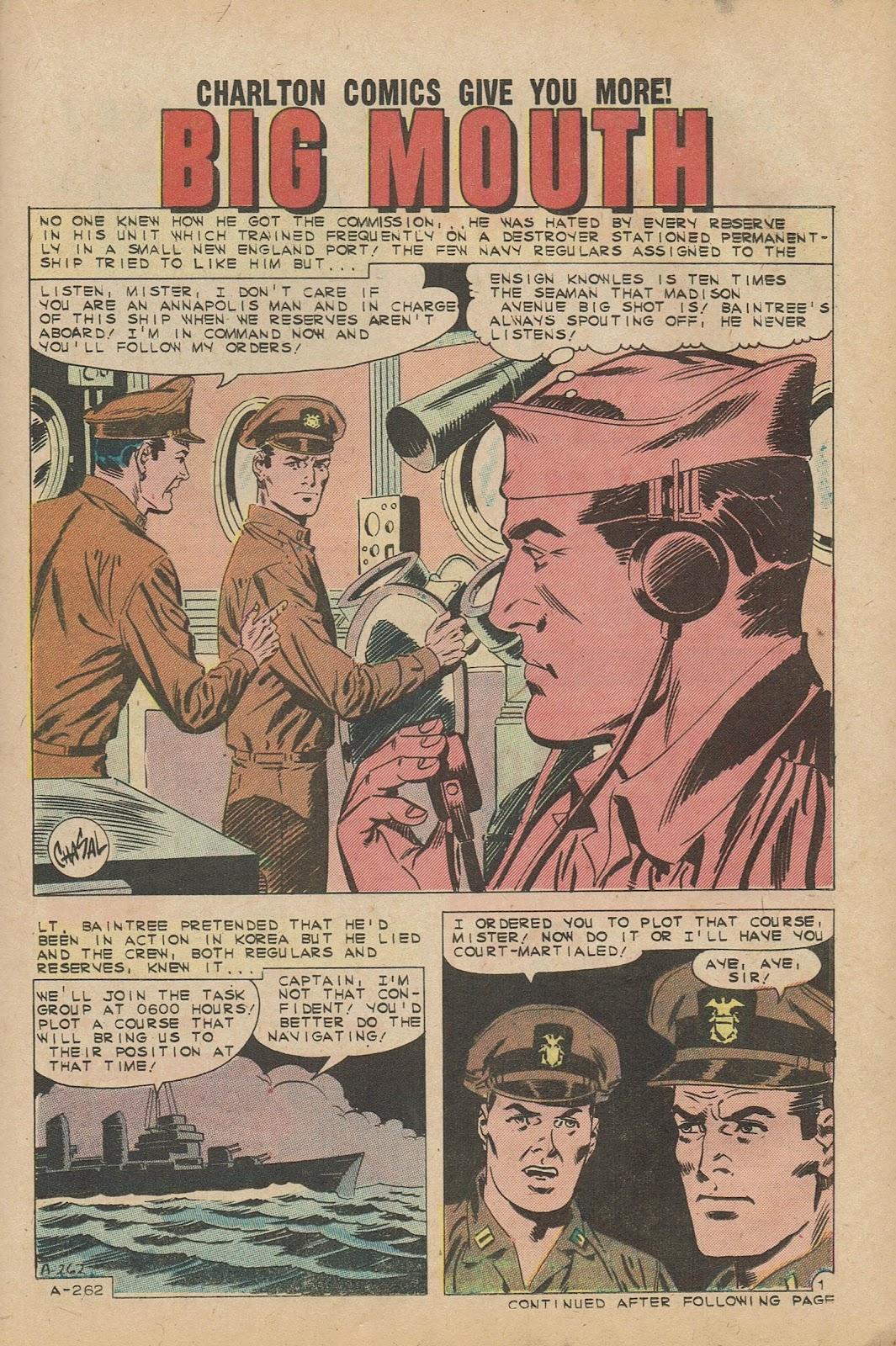 Read online Fightin' Navy comic -  Issue #98 - 21