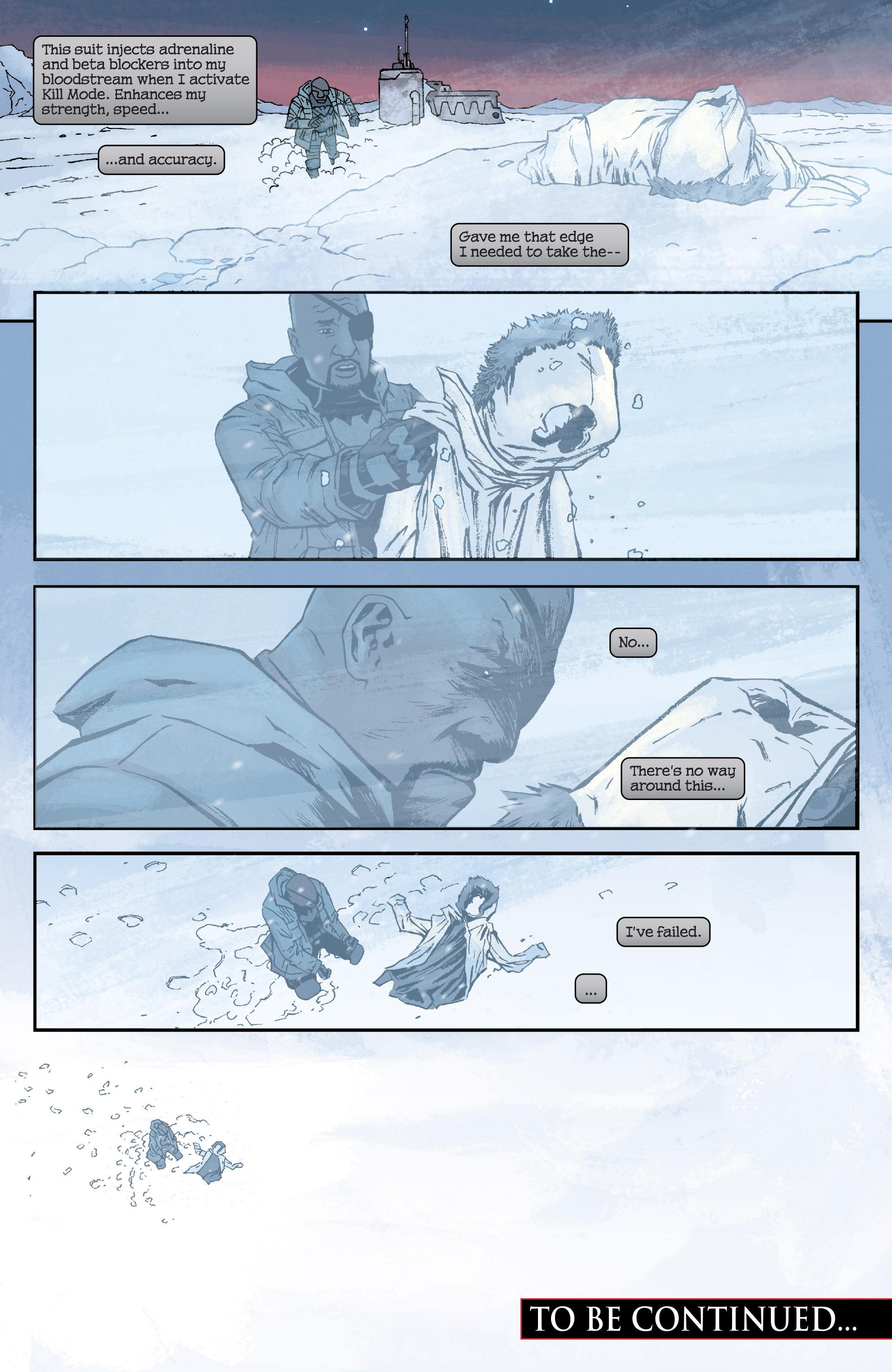 Read online Civil War II: Choosing Sides comic -  Issue #3 - 22