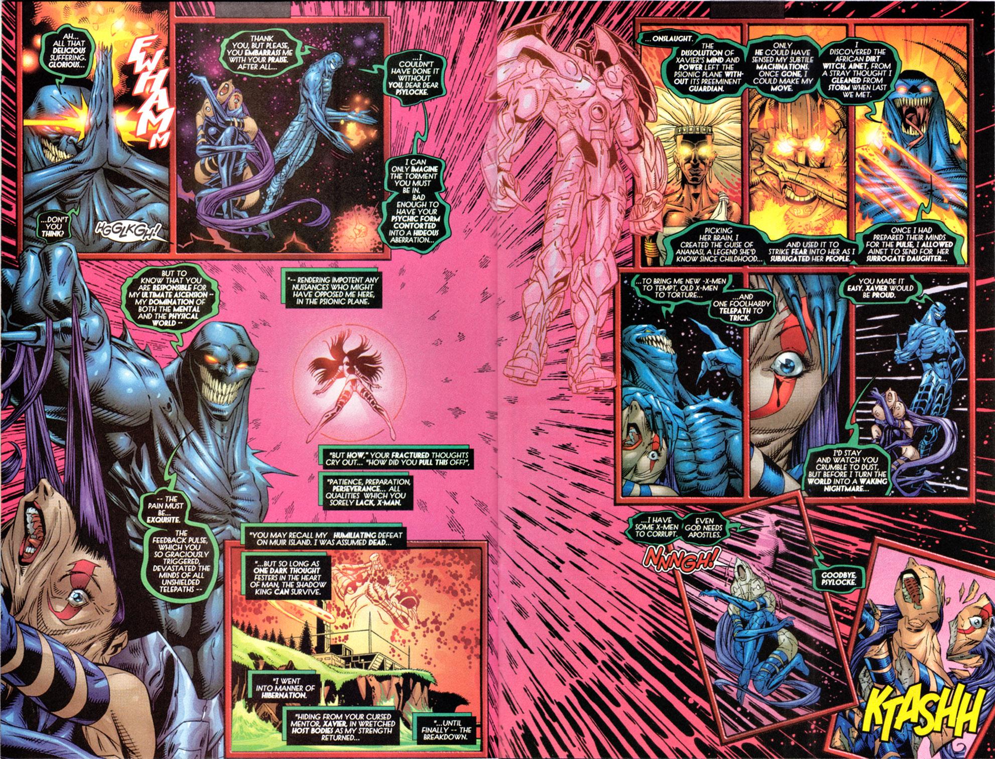 X-Men (1991) 78 Page 3