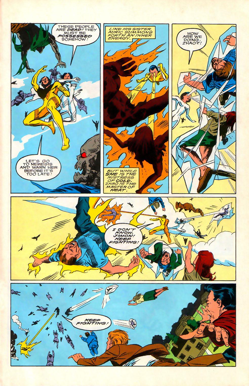 Read online Alpha Flight (1983) comic -  Issue #76 - 18