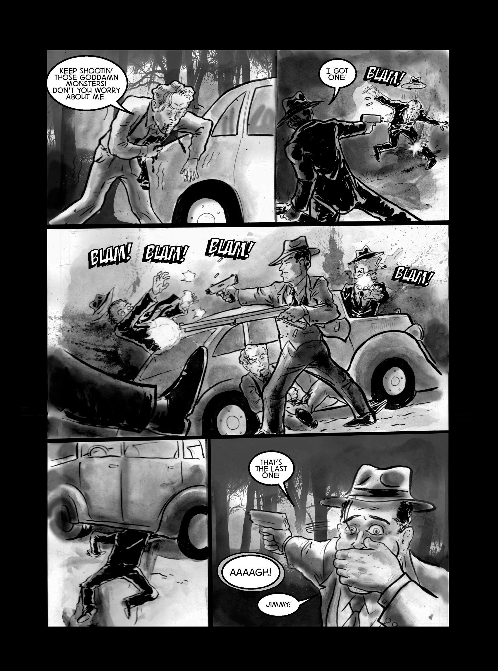 Read online FUBAR comic -  Issue #3 - 248