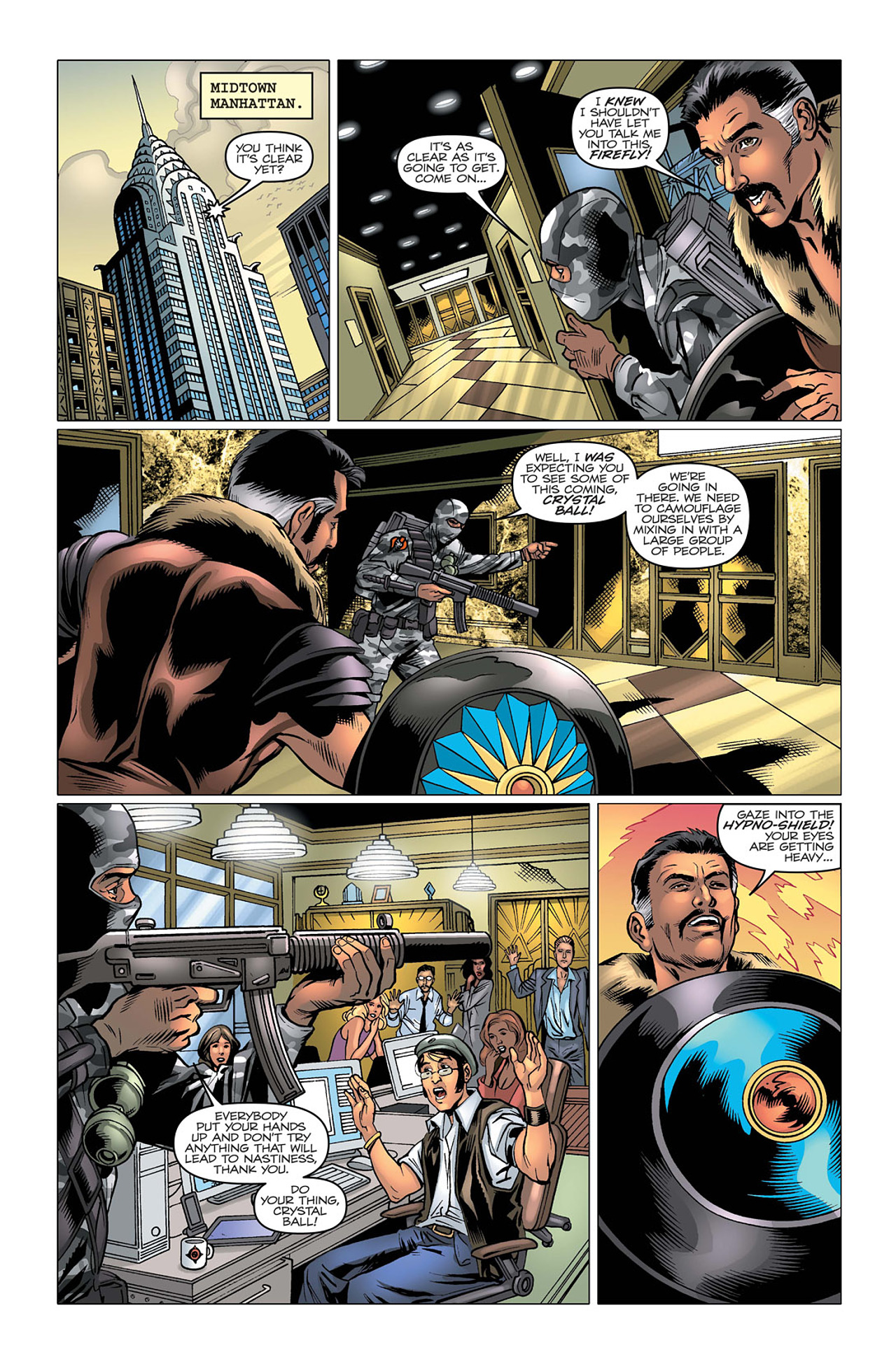 G.I. Joe: A Real American Hero 169 Page 9