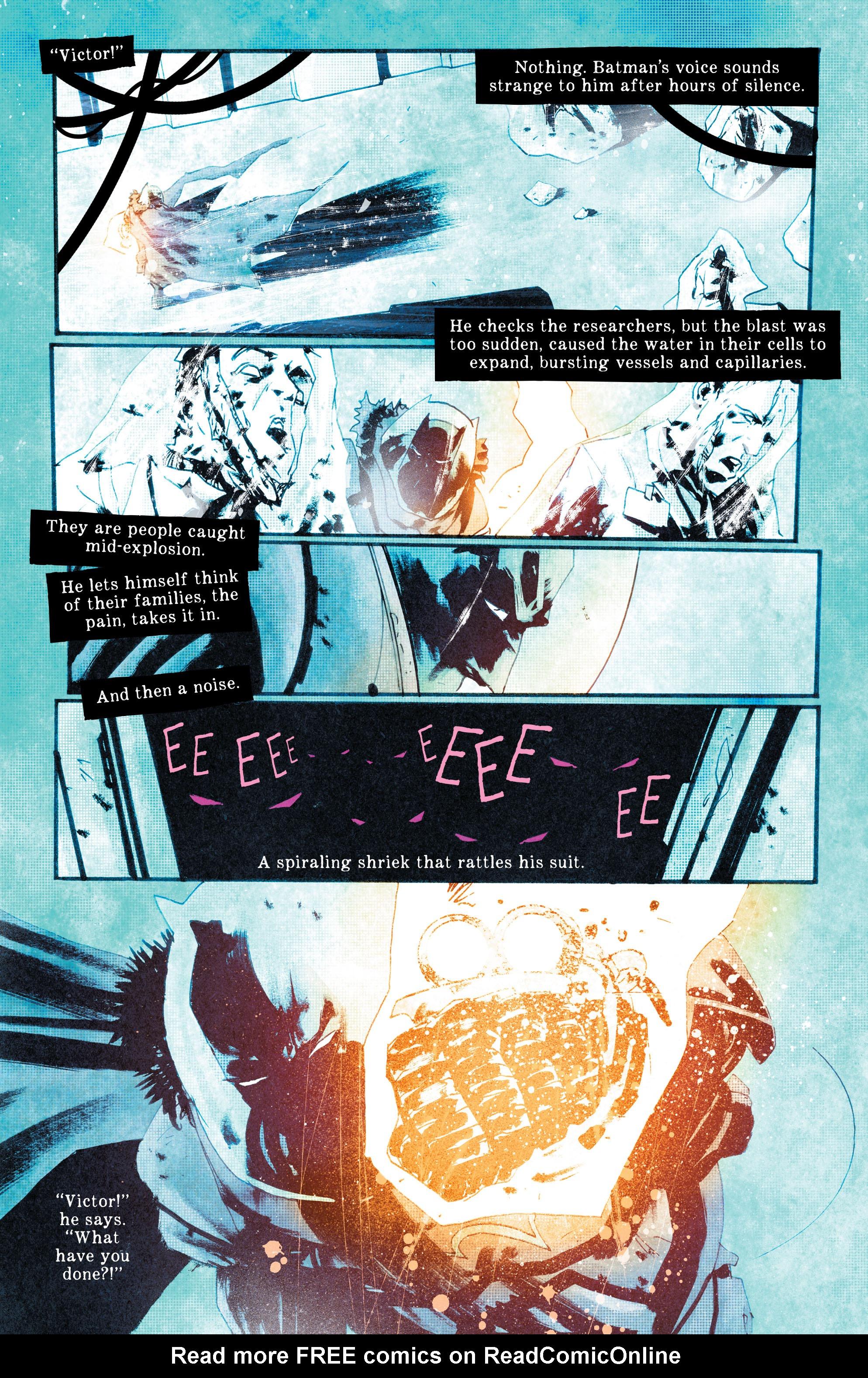 Read online All-Star Batman comic -  Issue #6 - 8