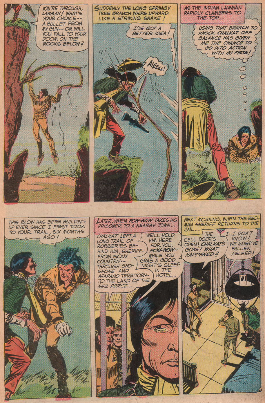 Read online All-Star Western (1970) comic -  Issue #9 - 5