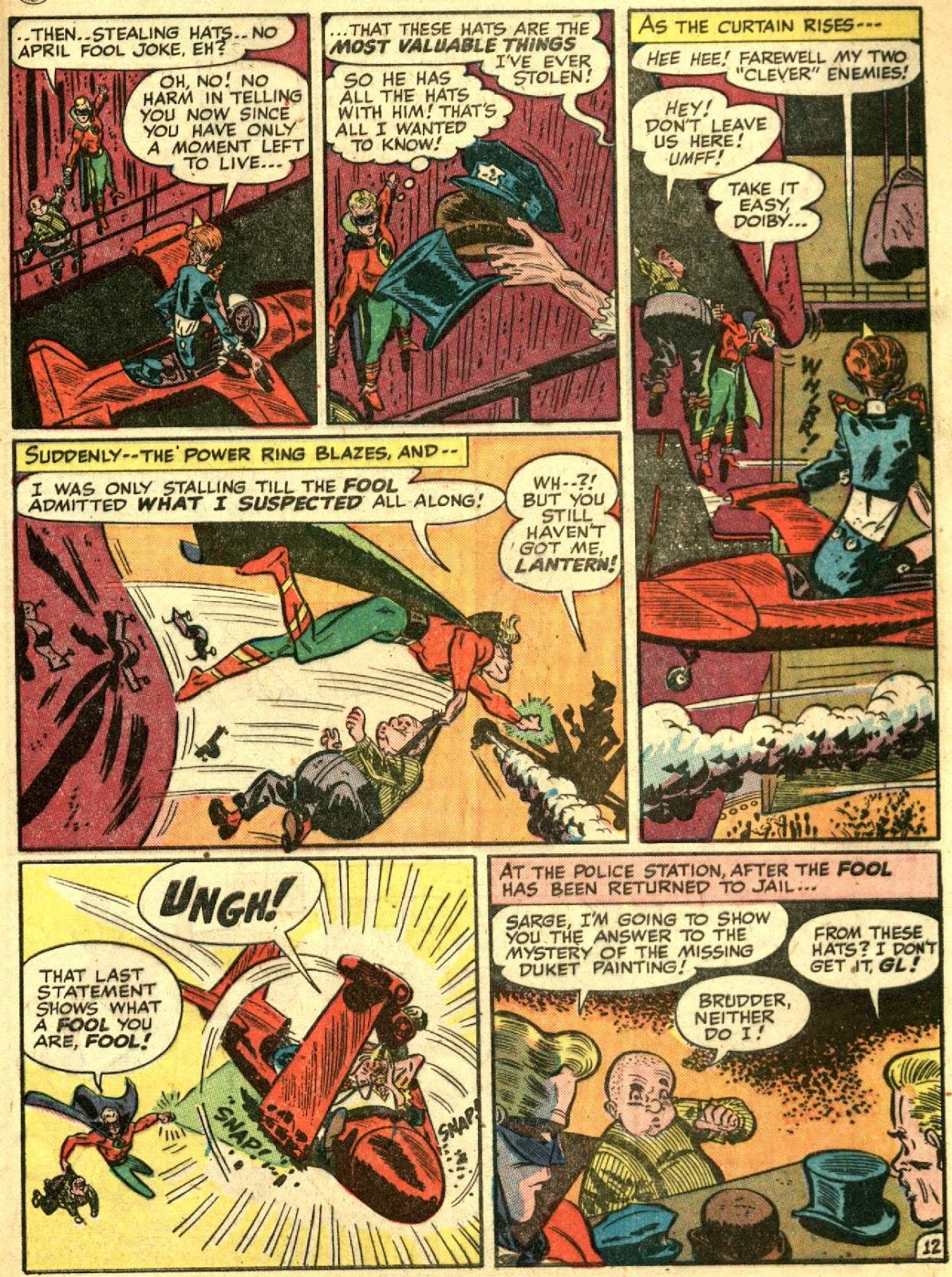 Comic Cavalcade issue 27 - Page 41