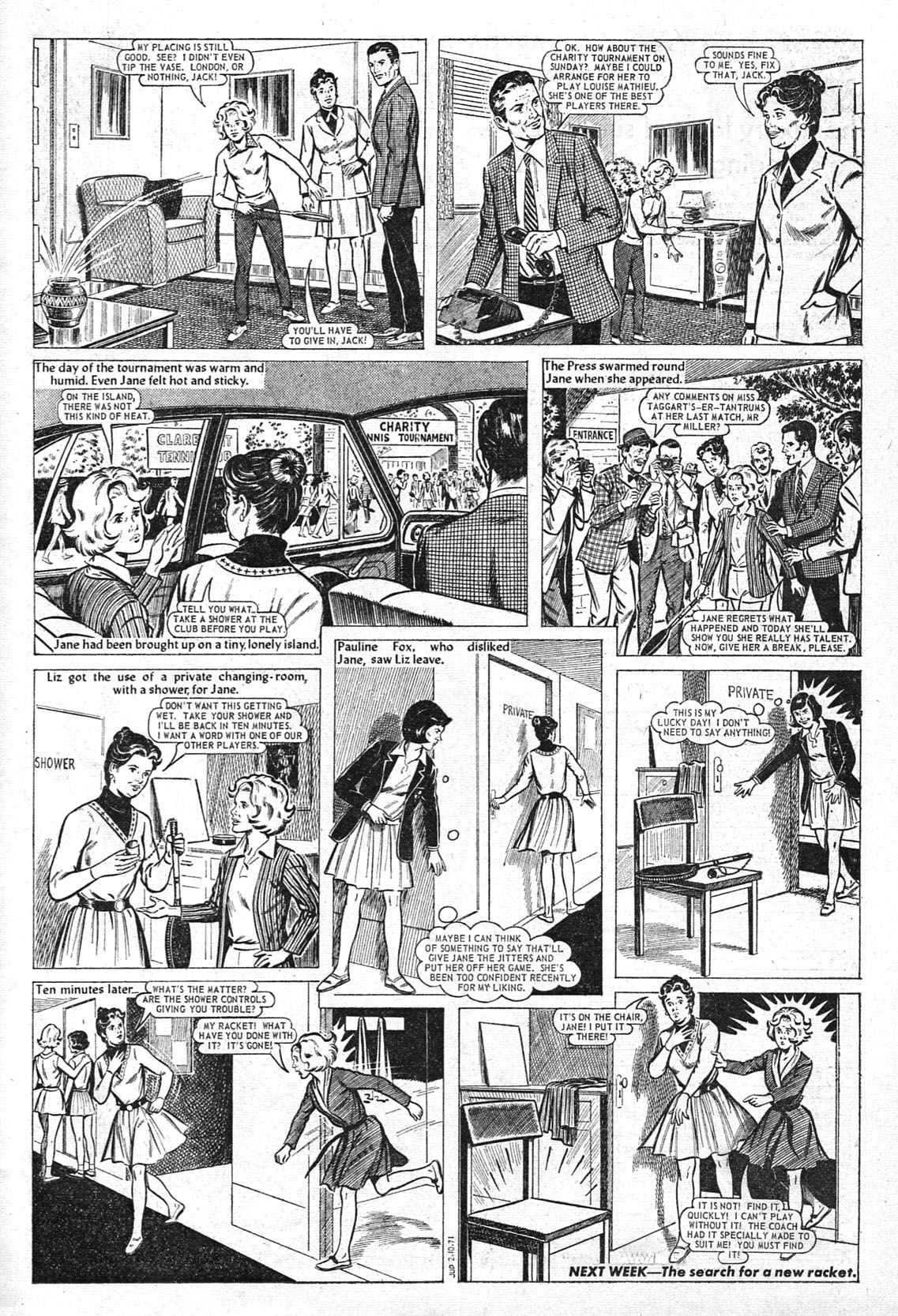 Read online Judy comic -  Issue #612 - 11
