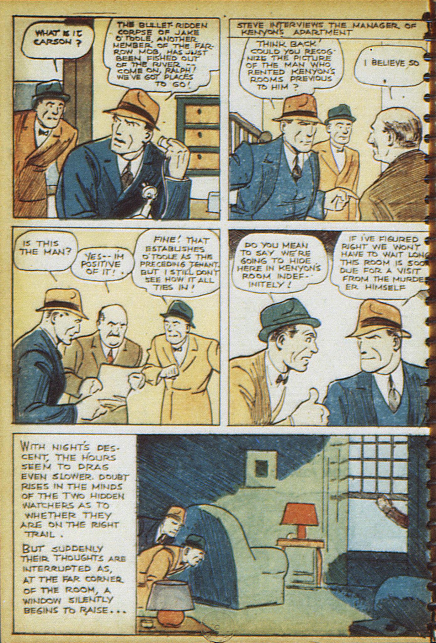 Read online Adventure Comics (1938) comic -  Issue #17 - 65