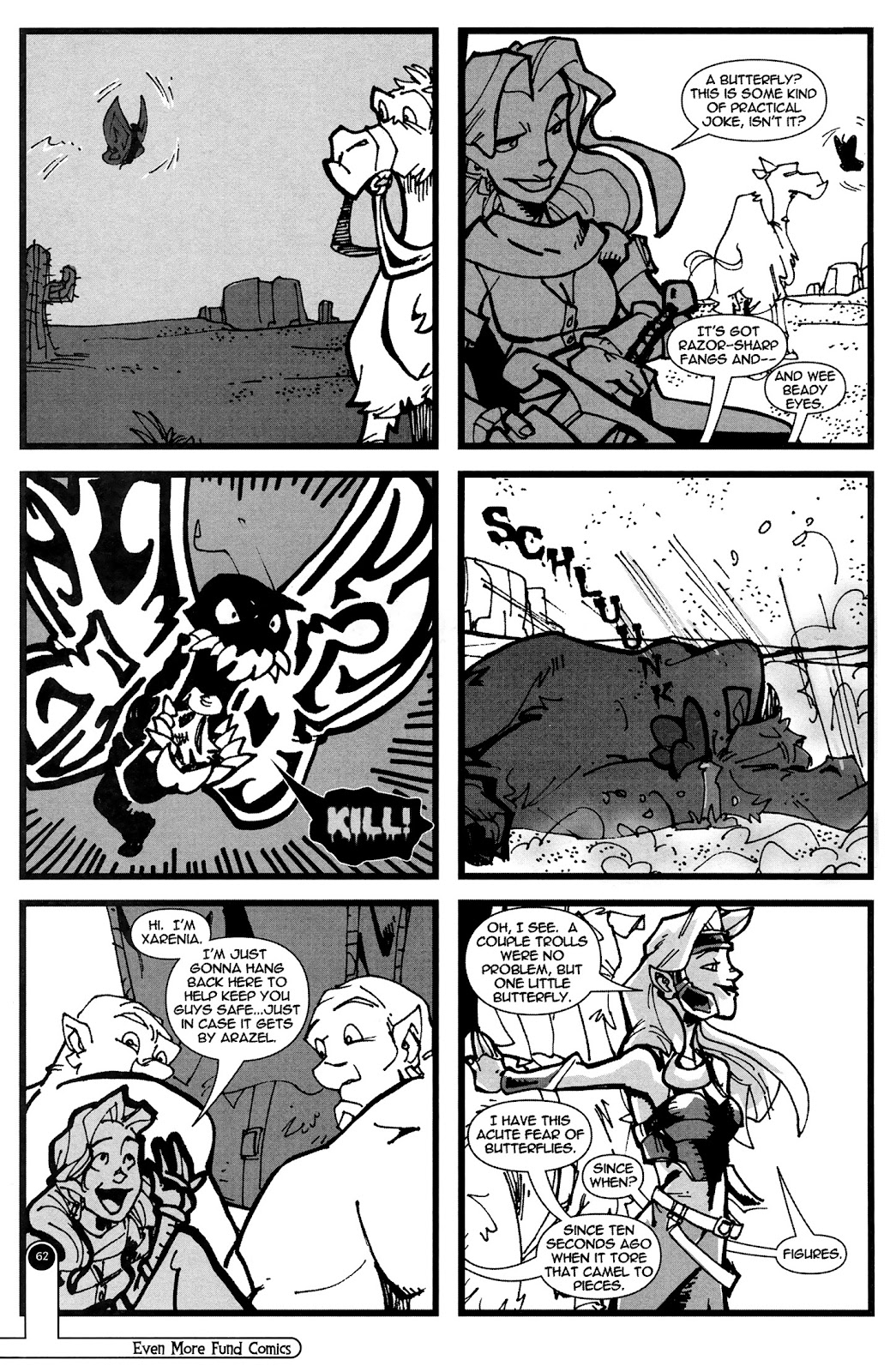 Read online Even More Fund Comics comic -  Issue # TPB (Part 1) - 62