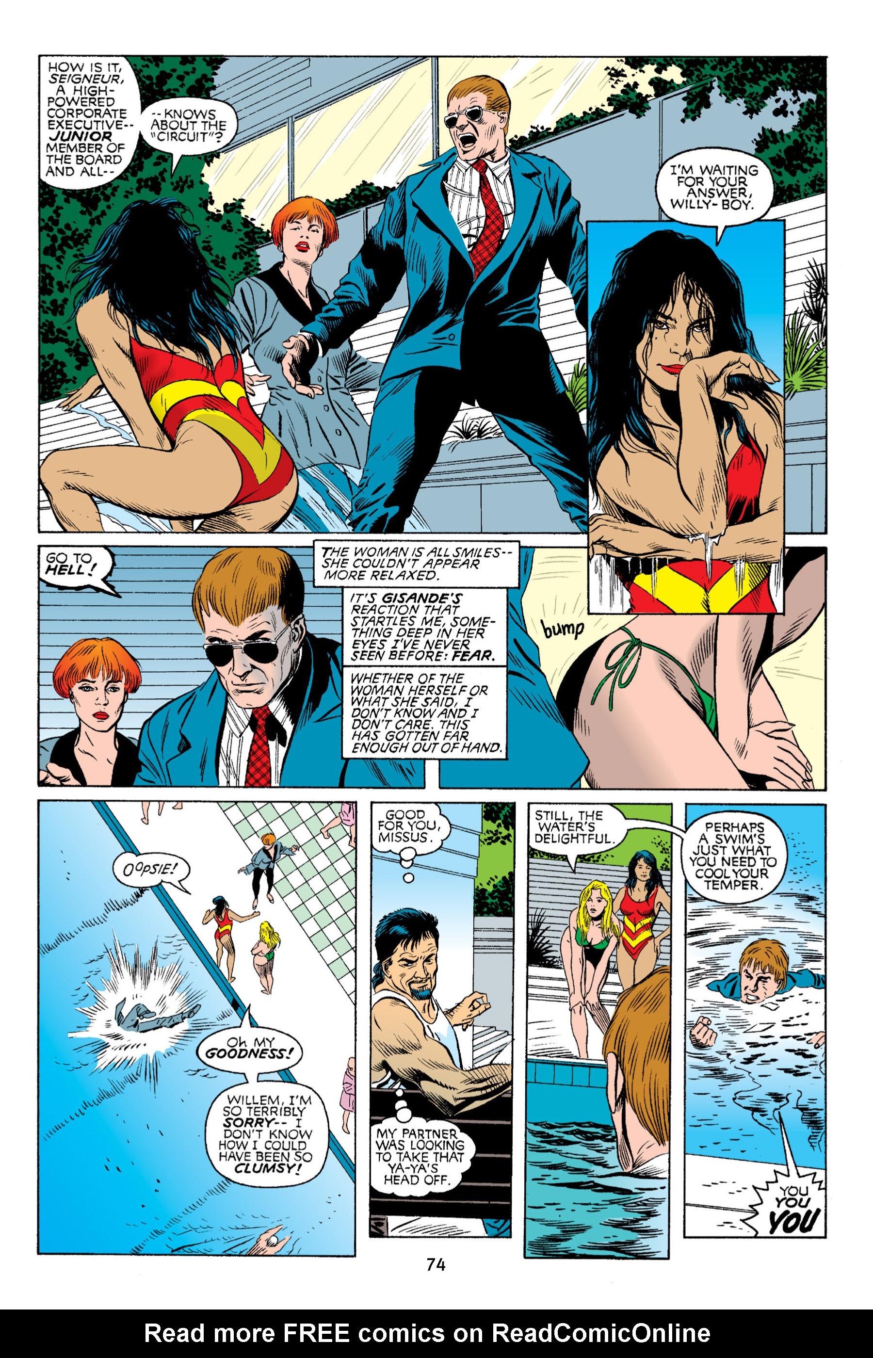 Read online Aliens vs. Predator Omnibus comic -  Issue # _TPB 2 Part 1 - 73