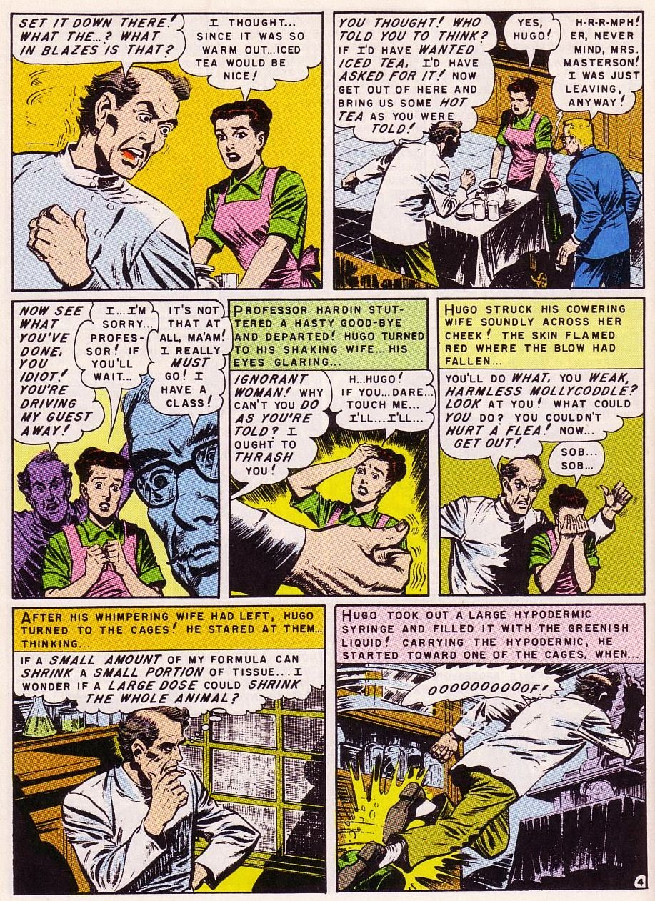 Weird Fantasy (1951) issue 11 - Page 14