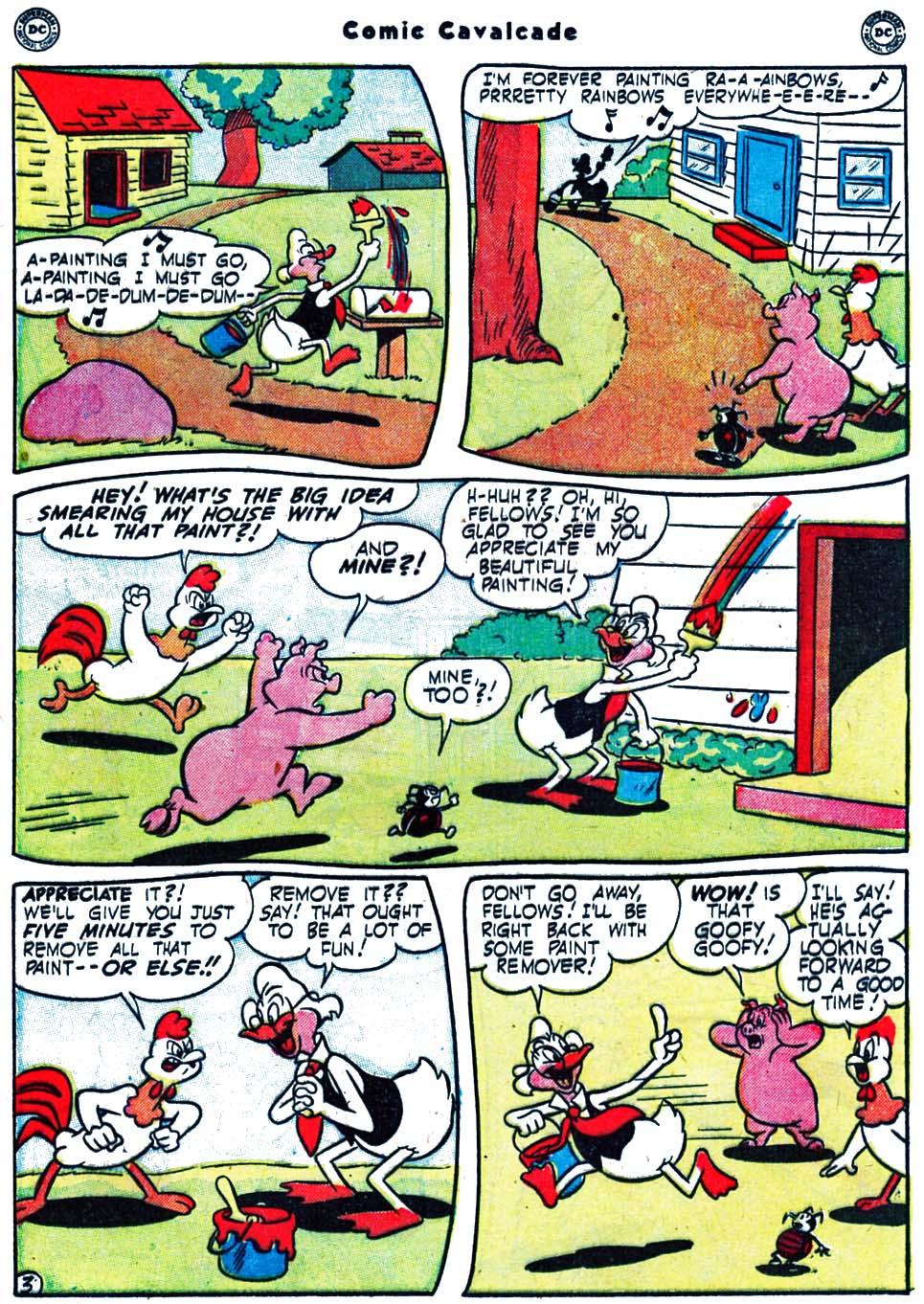 Comic Cavalcade issue 39 - Page 61