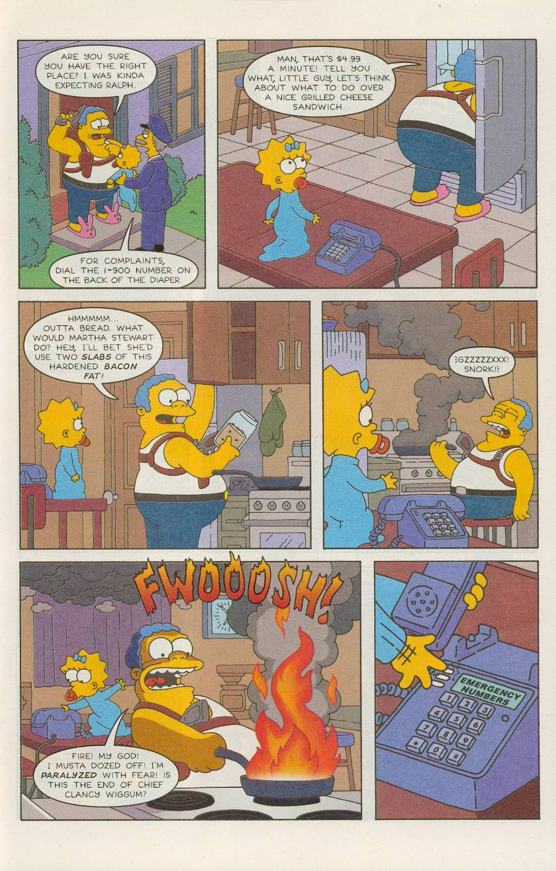 Read online Simpsons Comics comic -  Issue #49 - 12