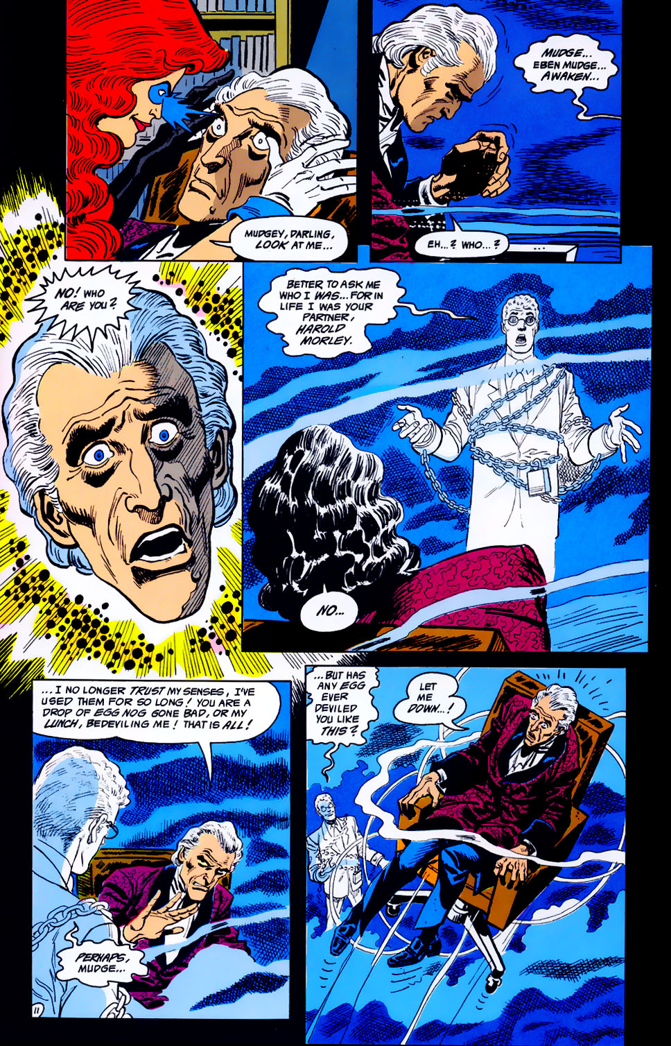 Read online Adventures of the Outsiders comic -  Issue #43 - 12