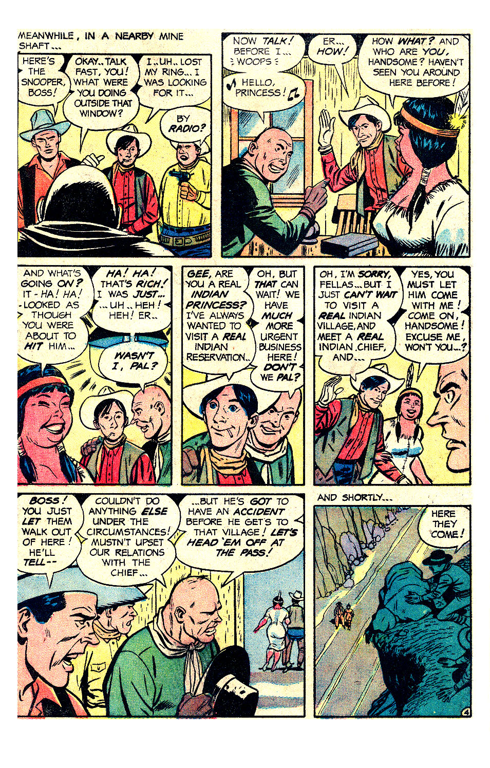 T.H.U.N.D.E.R. Agents (1965) issue 17 - Page 29