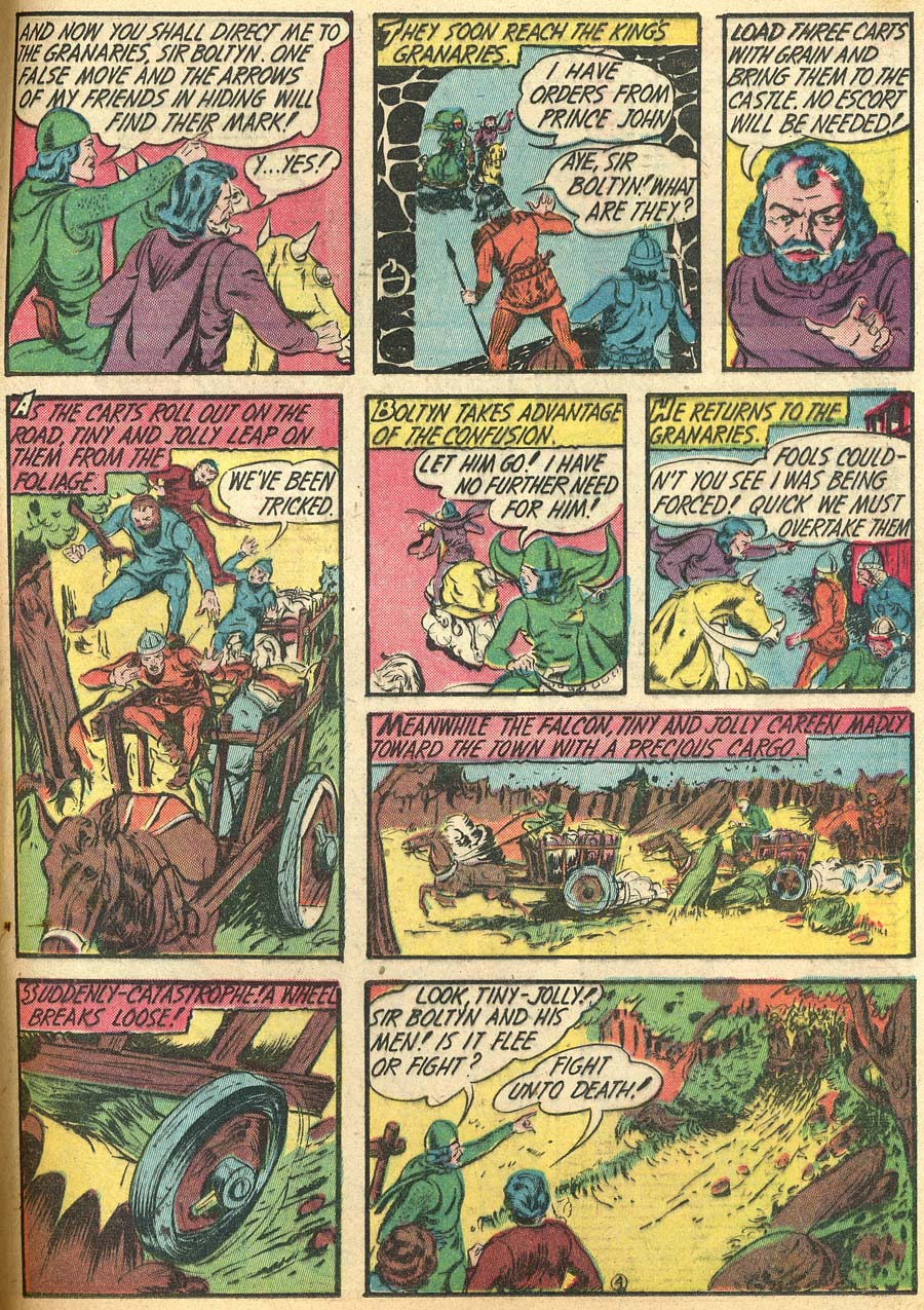 Blue Ribbon Comics (1939) issue 9 - Page 65