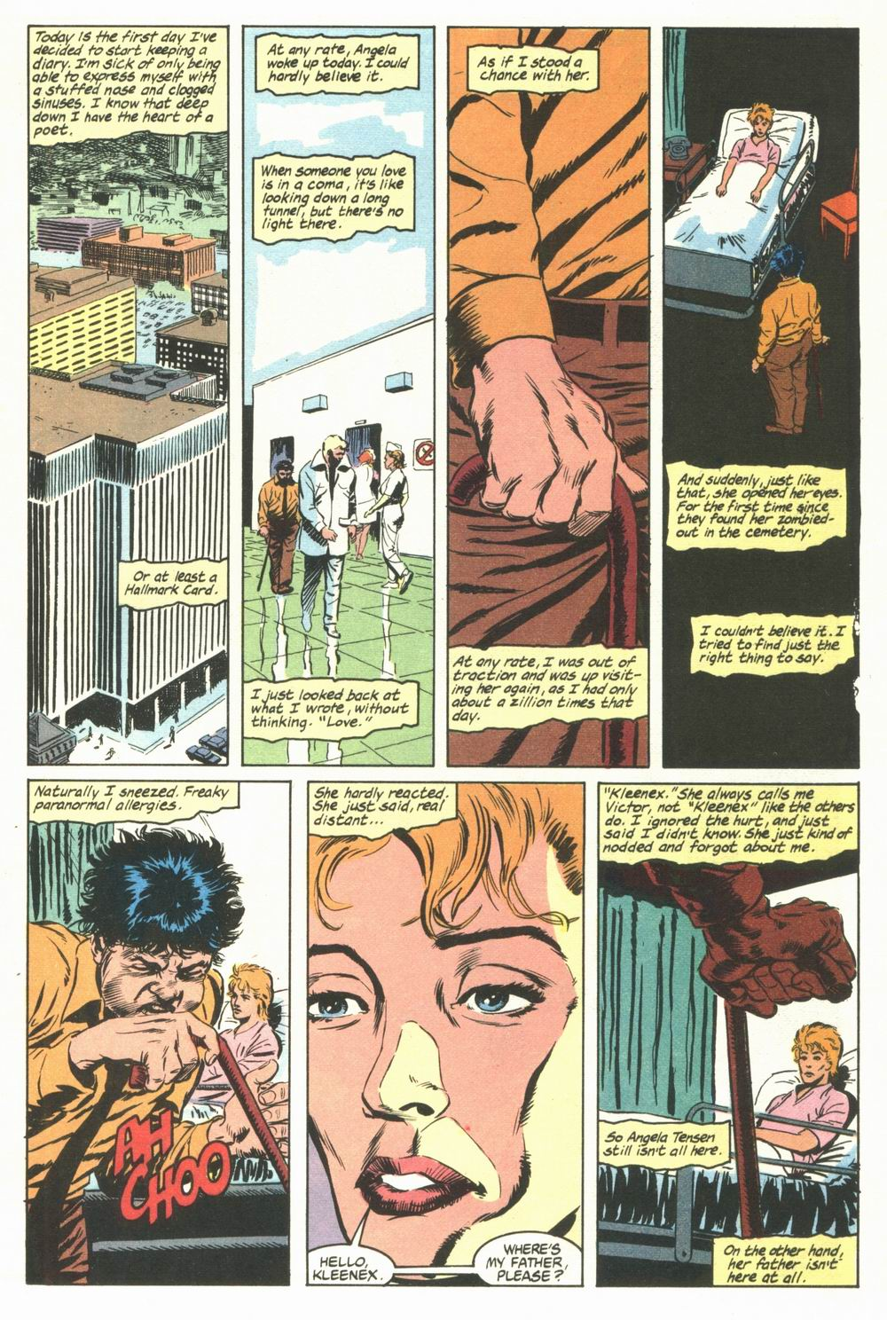 Read online Justice (1986) comic -  Issue #29 - 3