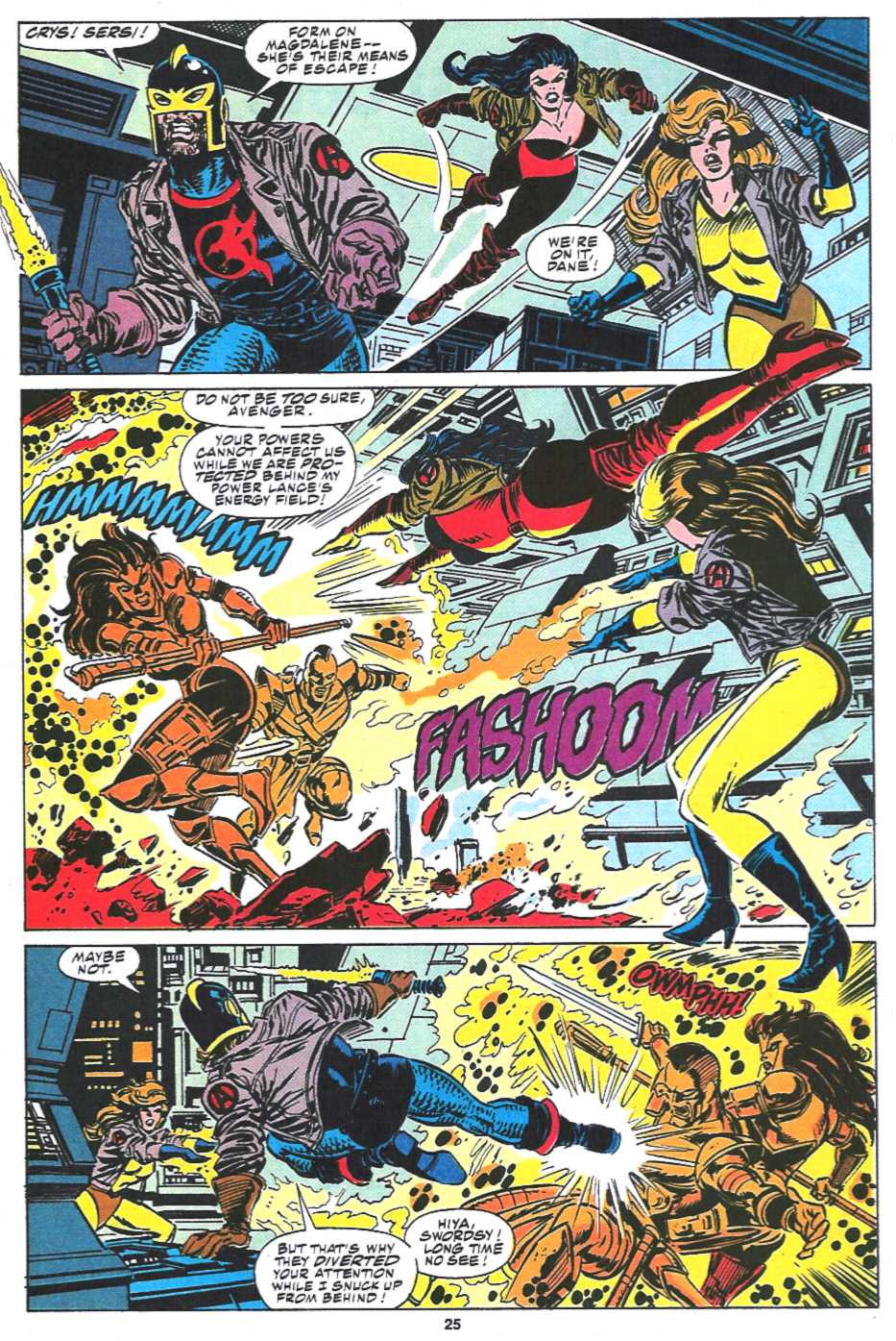 The Avengers (1963) 355 Page 18
