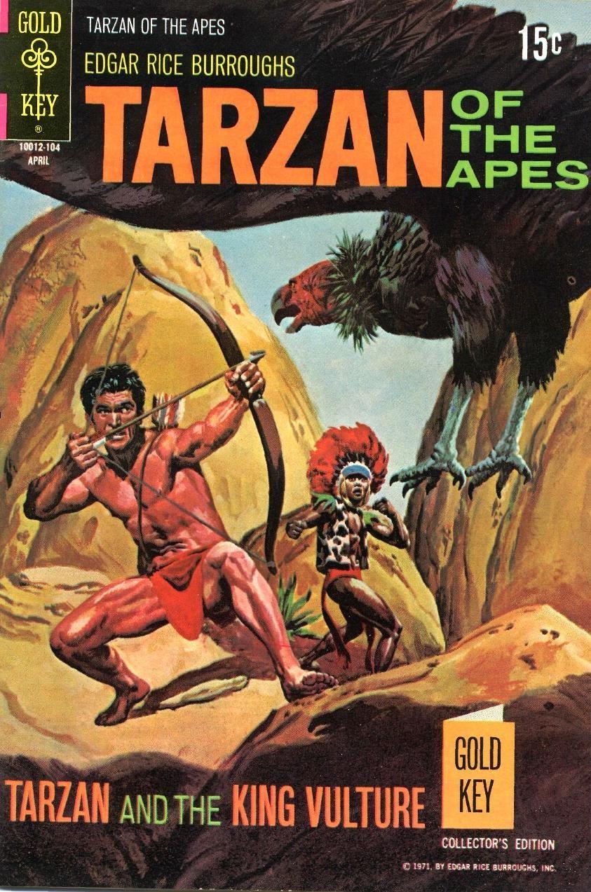 Tarzan (1962) issue 199 - Page 1