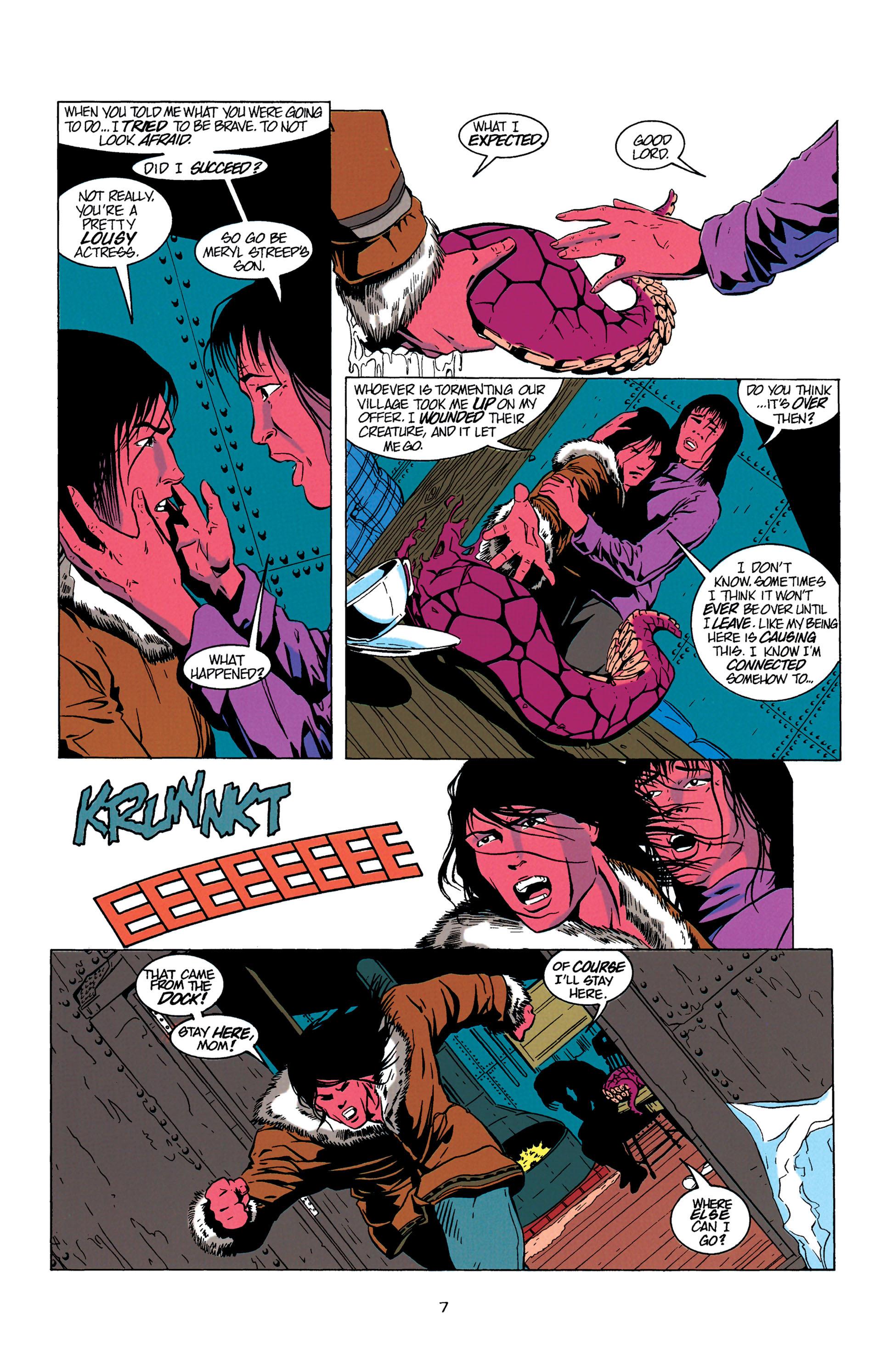 Read online Aquaman (1994) comic -  Issue #5 - 8