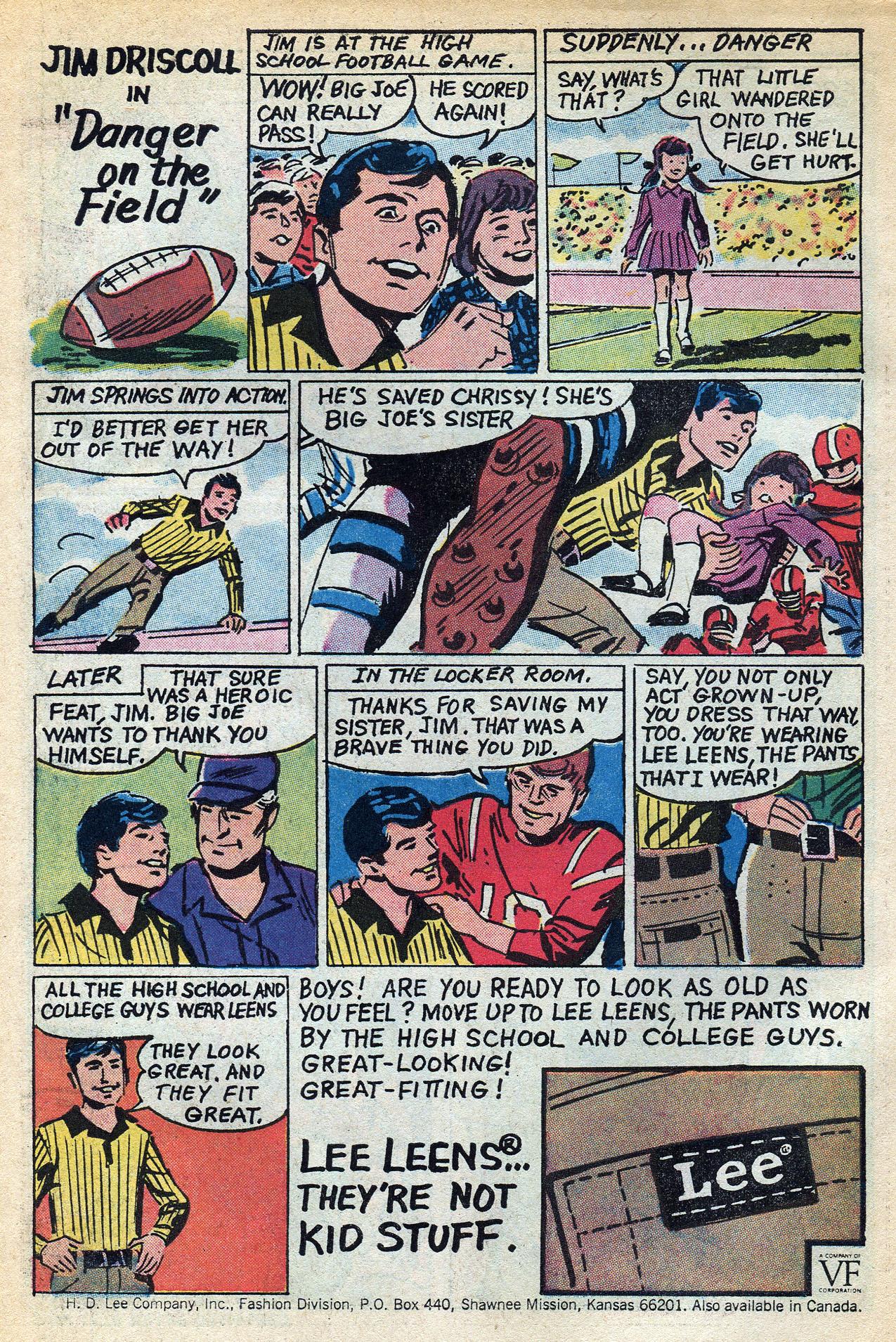 Read online Amazing Adventures (1970) comic -  Issue #3 - 6