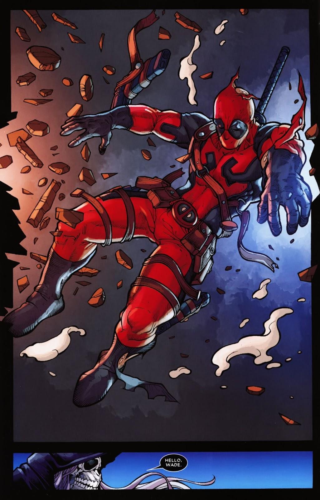 Read online Deadpool (2008) comic -  Issue #38 - 9