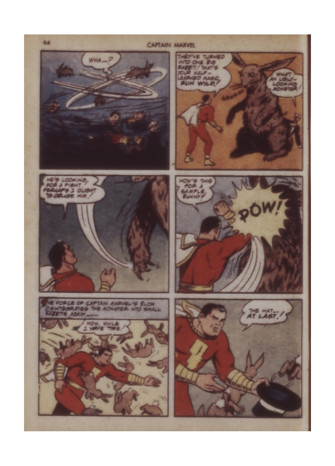Captain Marvel Adventures issue 12 - Page 64