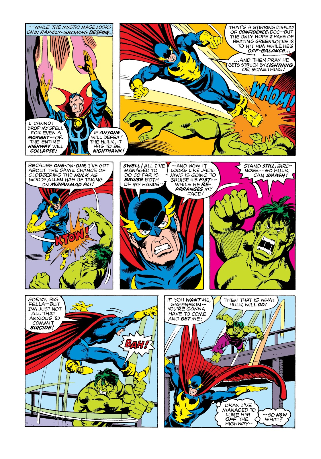 Read online Marvel Masterworks: The Incredible Hulk comic -  Issue # TPB 12 (Part 3) - 39