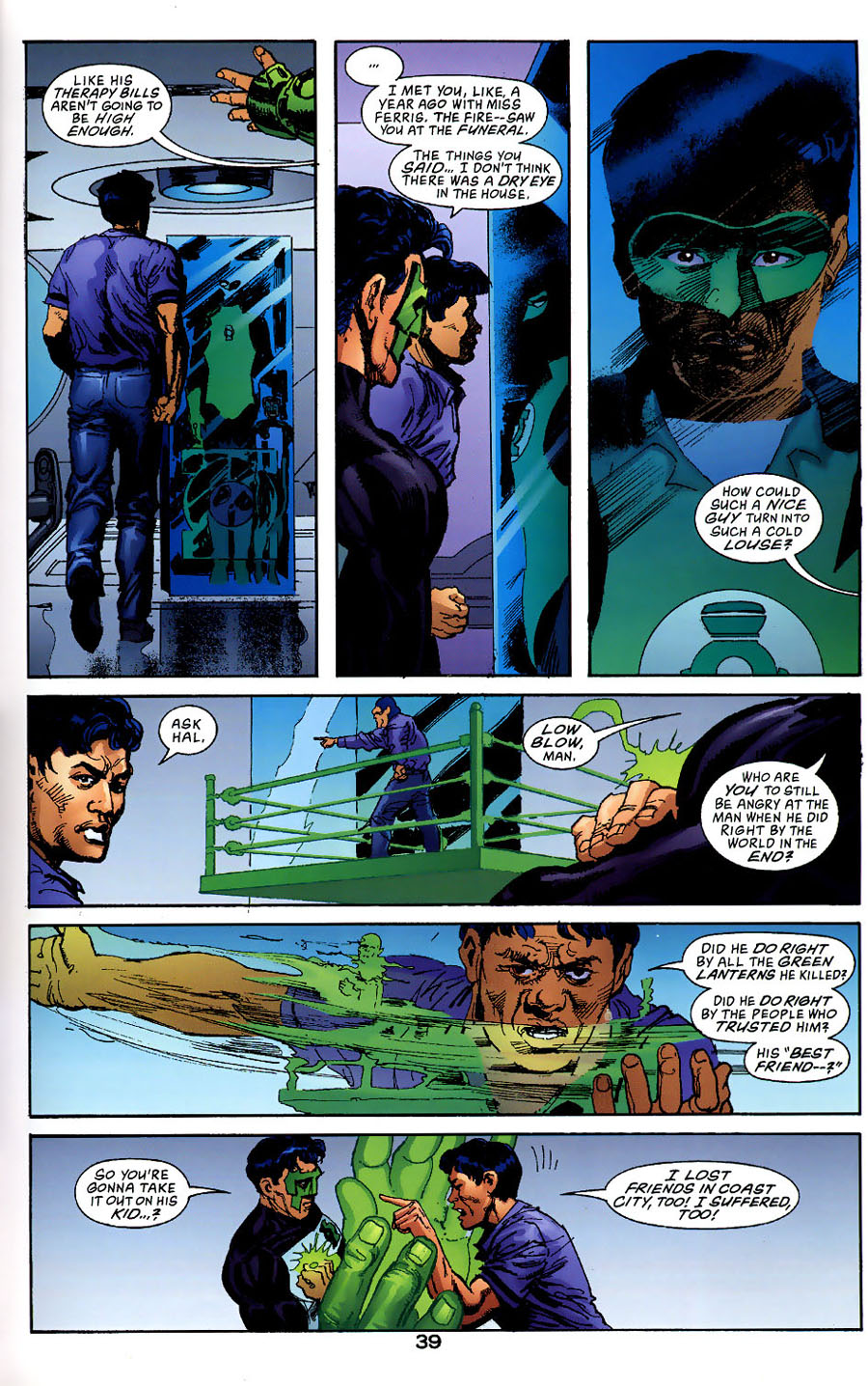 Read online Green Lantern: Legacy: The Last Will and Testament of Hal Jordan comic -  Issue # TPB - 44