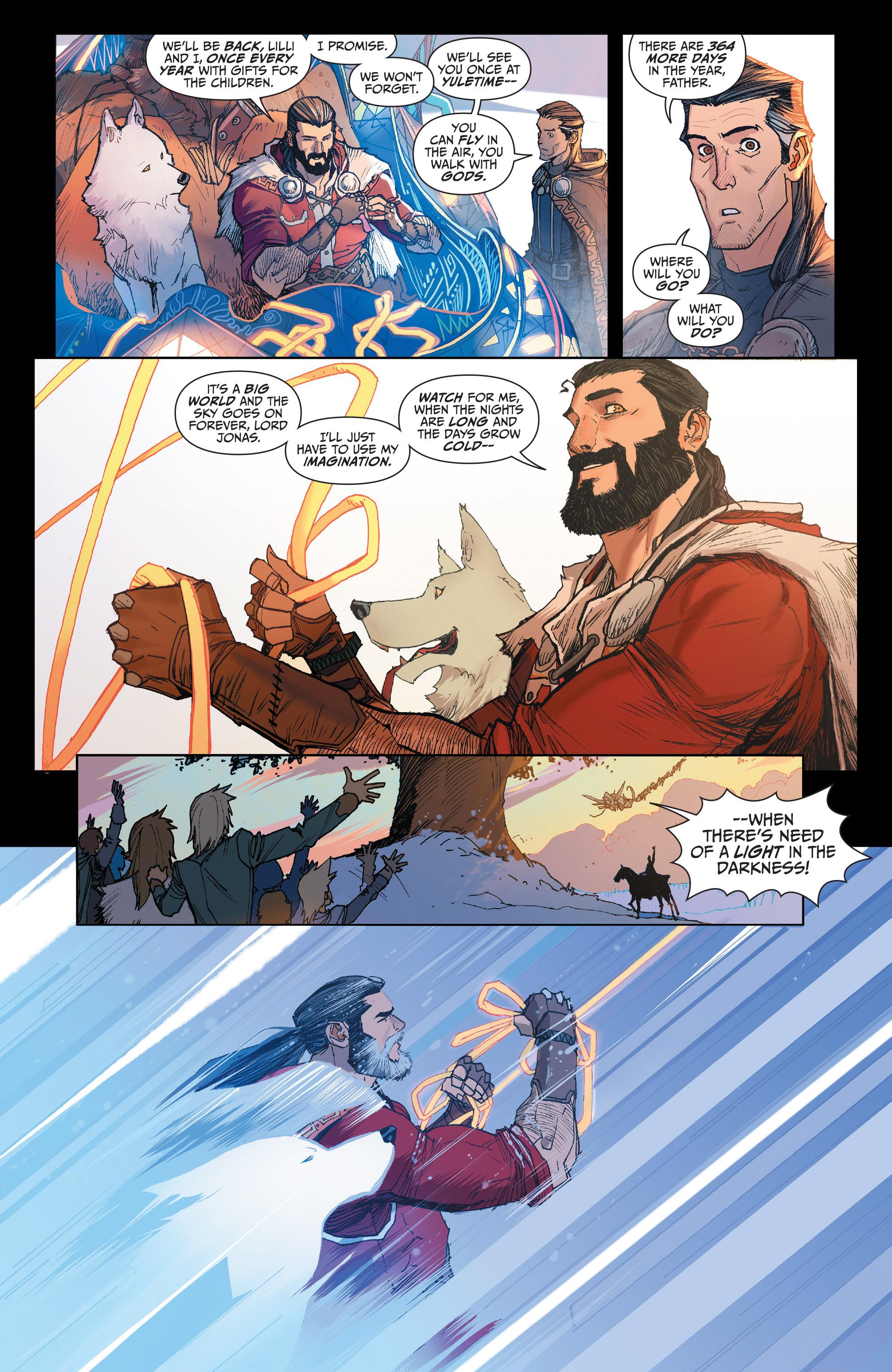 Read online Klaus comic -  Issue #7 - 32