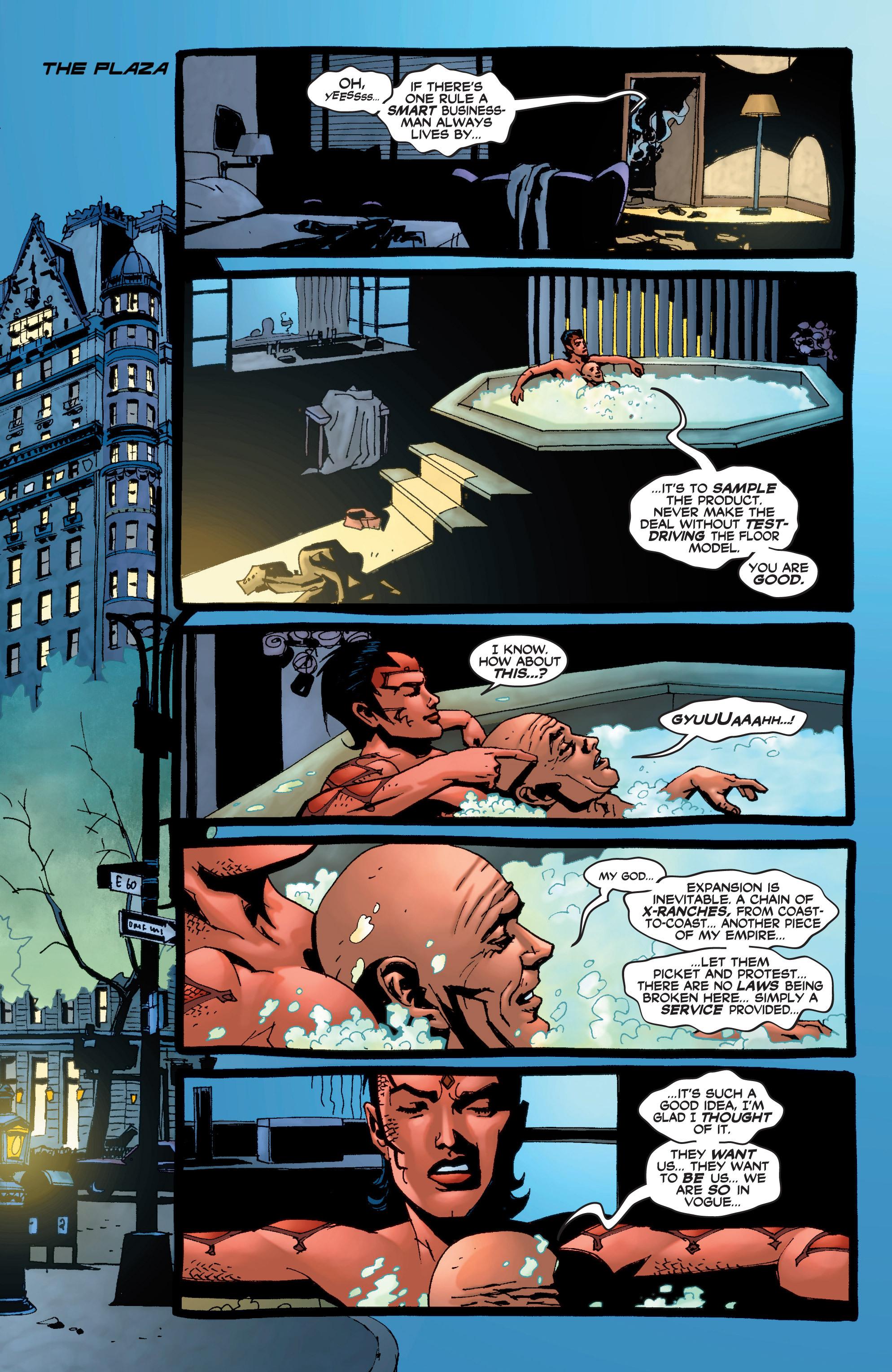 Read online Uncanny X-Men (1963) comic -  Issue #409 - 11