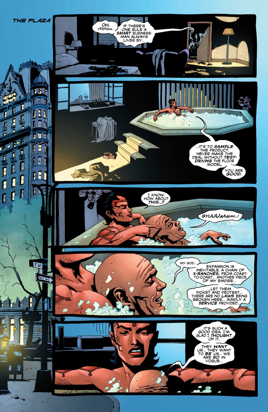 Uncanny X-Men (1963) issue 409 - Page 11