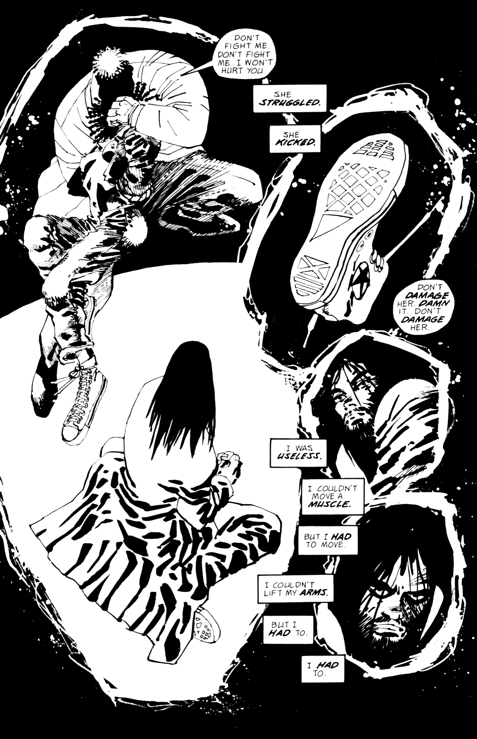 Read online Sin City: Hell and Back comic -  Issue #2 - 19