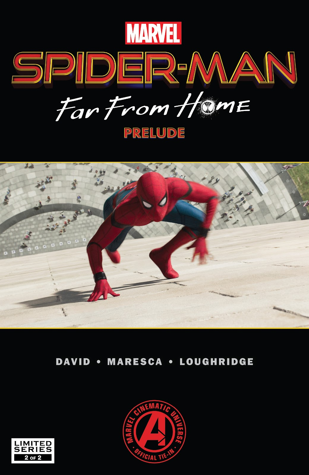 Read online Spider-Man: Far From Home Prelude comic -  Issue #2 - 1