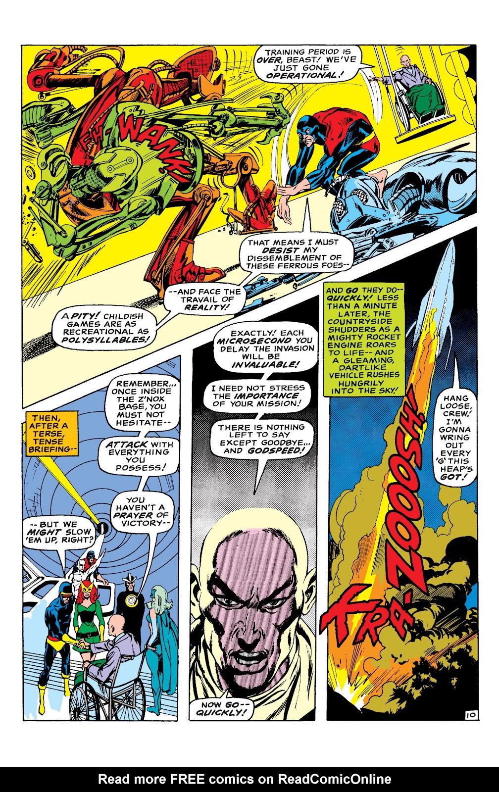 Uncanny X-Men (1963) issue 65 - Page 11